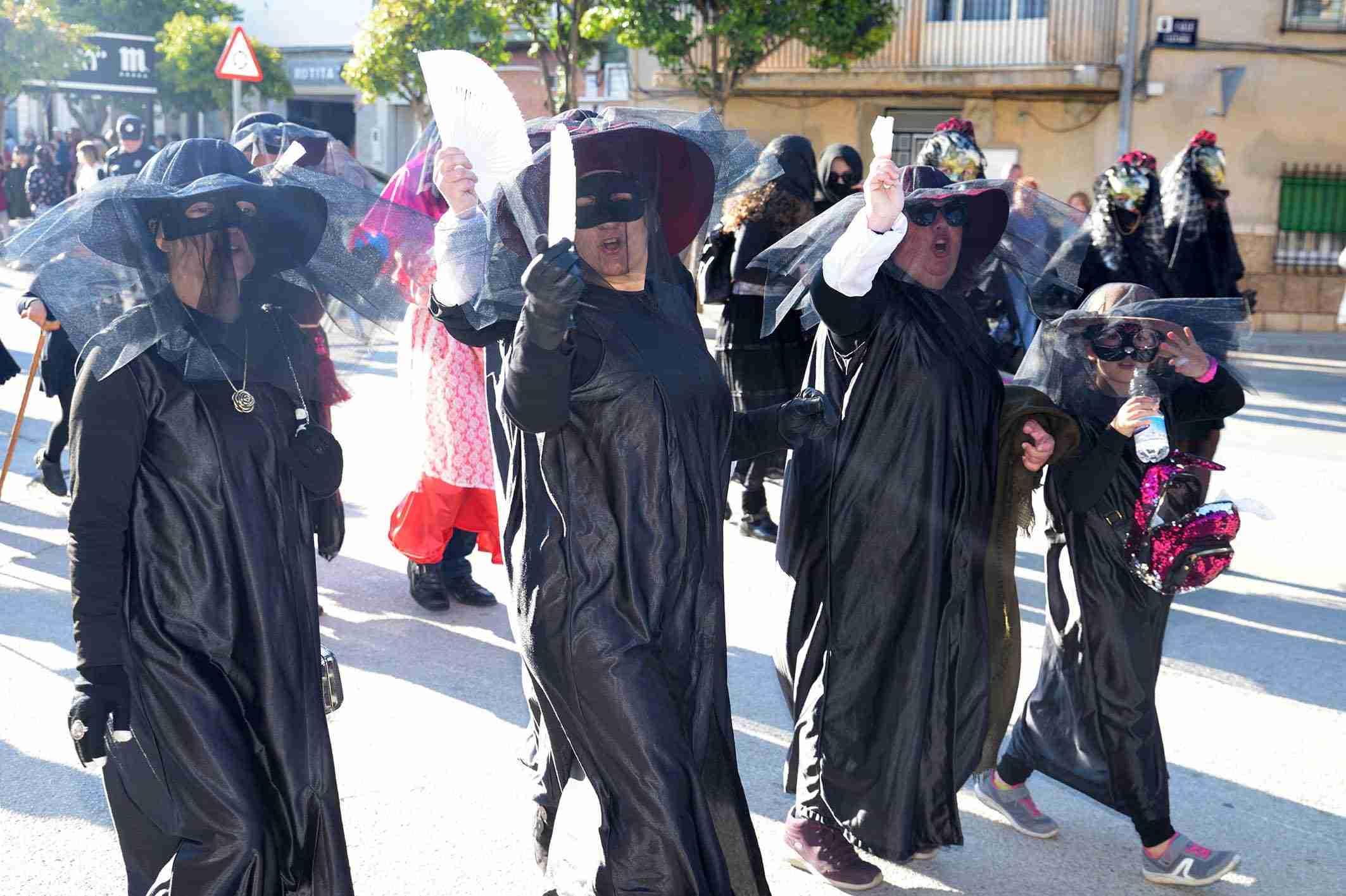 Argamasilla de Alba despide el Carnaval 2020 con el entierro de la sardina 21