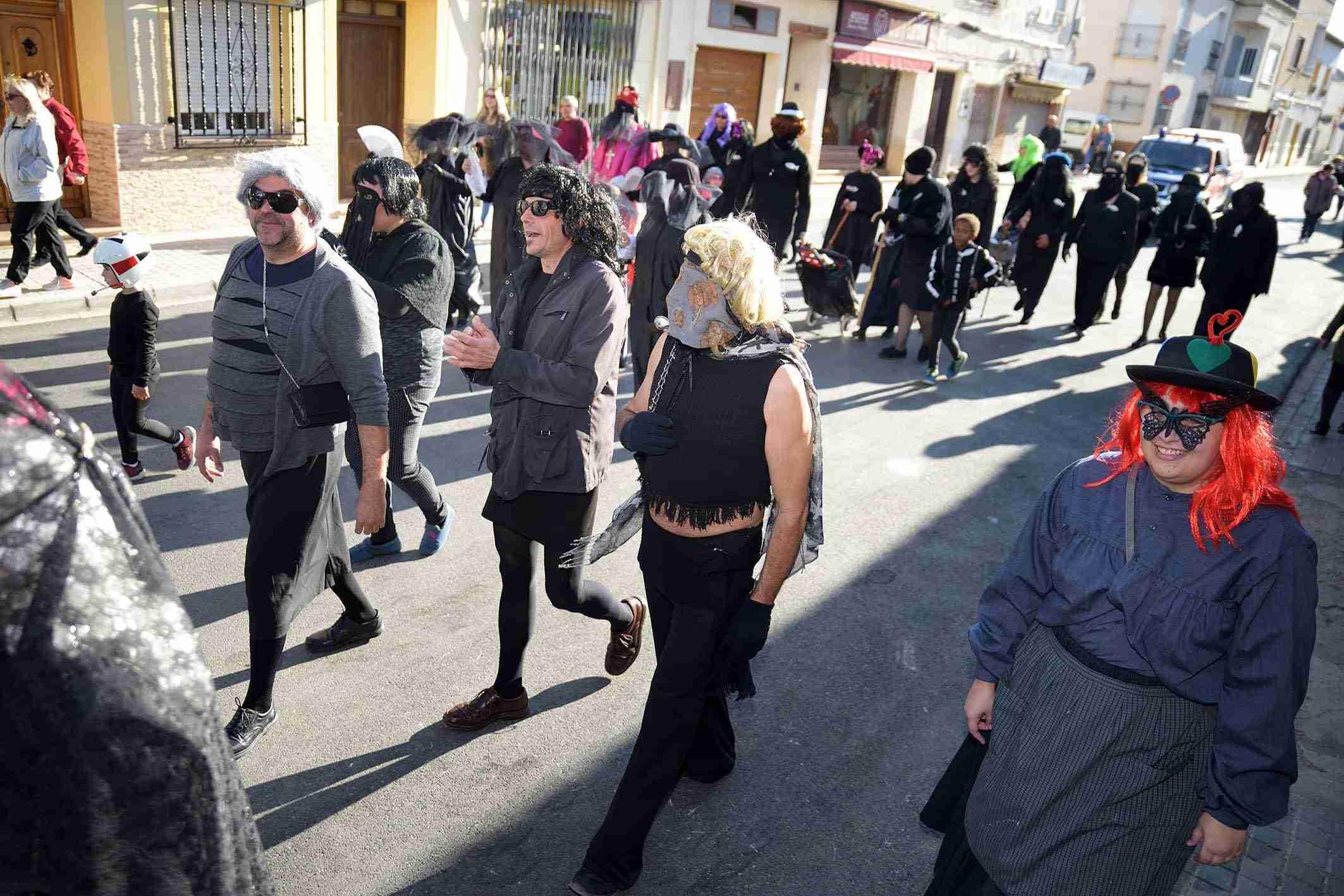 Argamasilla de Alba despide el Carnaval 2020 con el entierro de la sardina 22