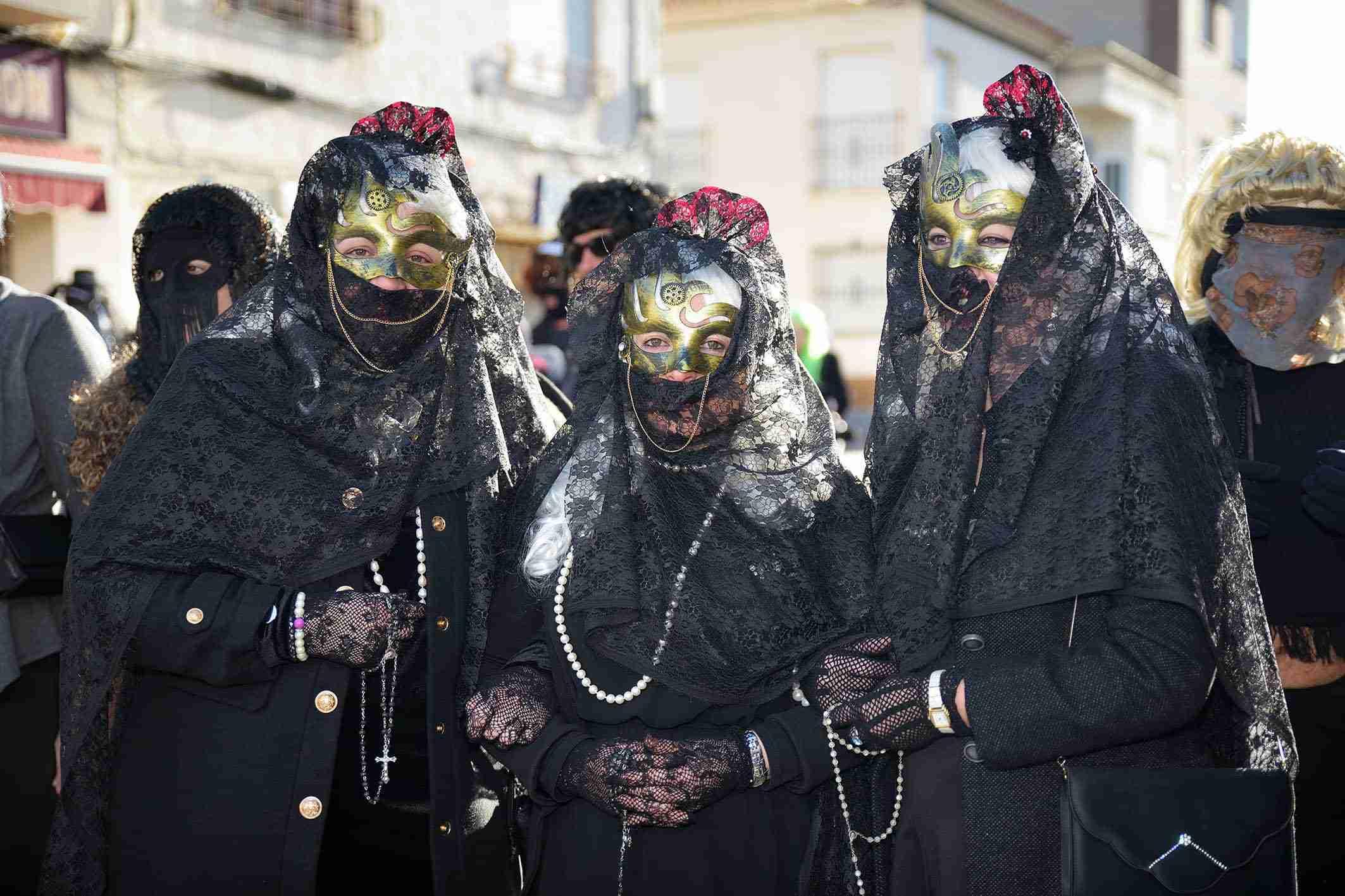 Argamasilla de Alba despide el Carnaval 2020 con el entierro de la sardina 23