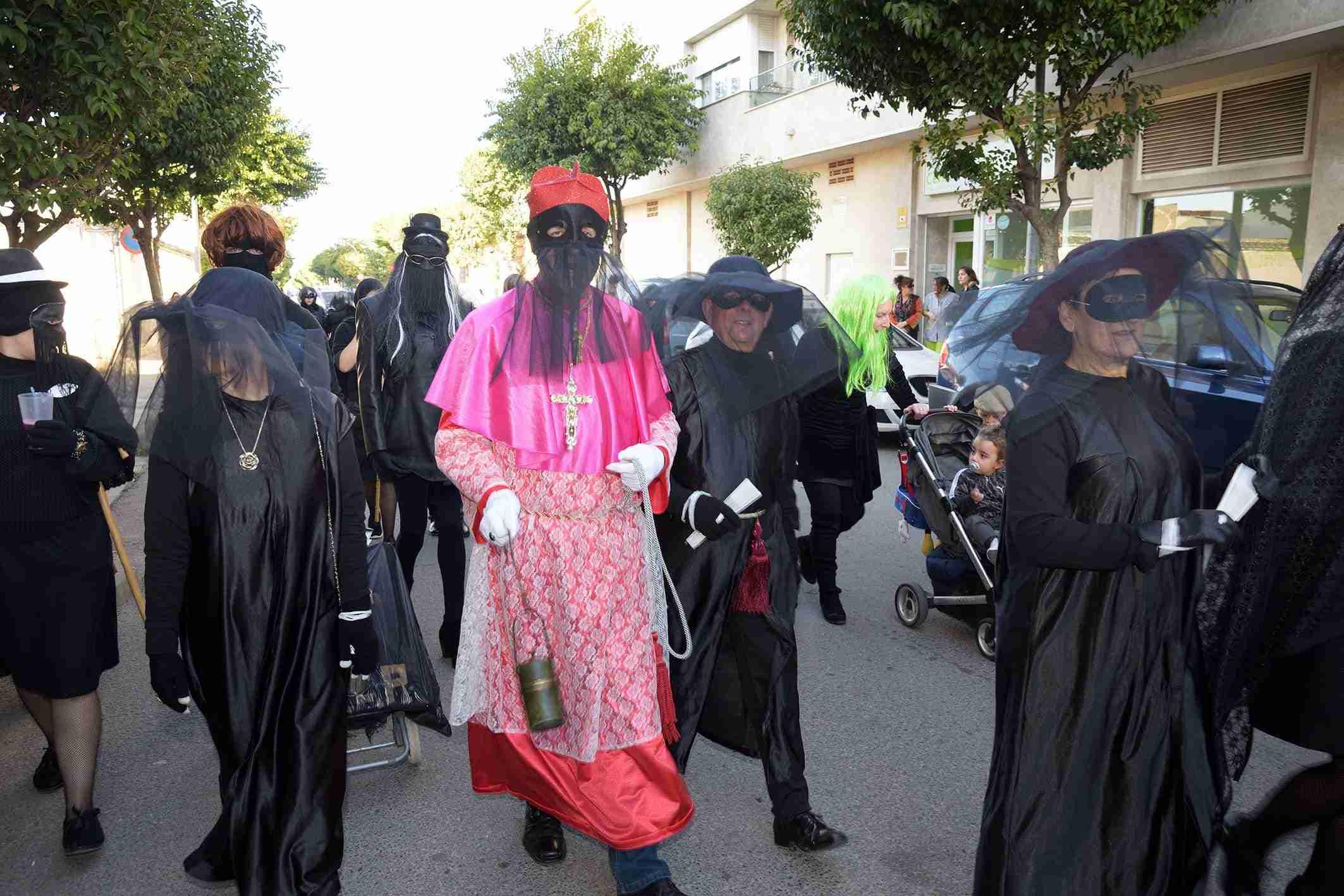 Argamasilla de Alba despide el Carnaval 2020 con el entierro de la sardina 24
