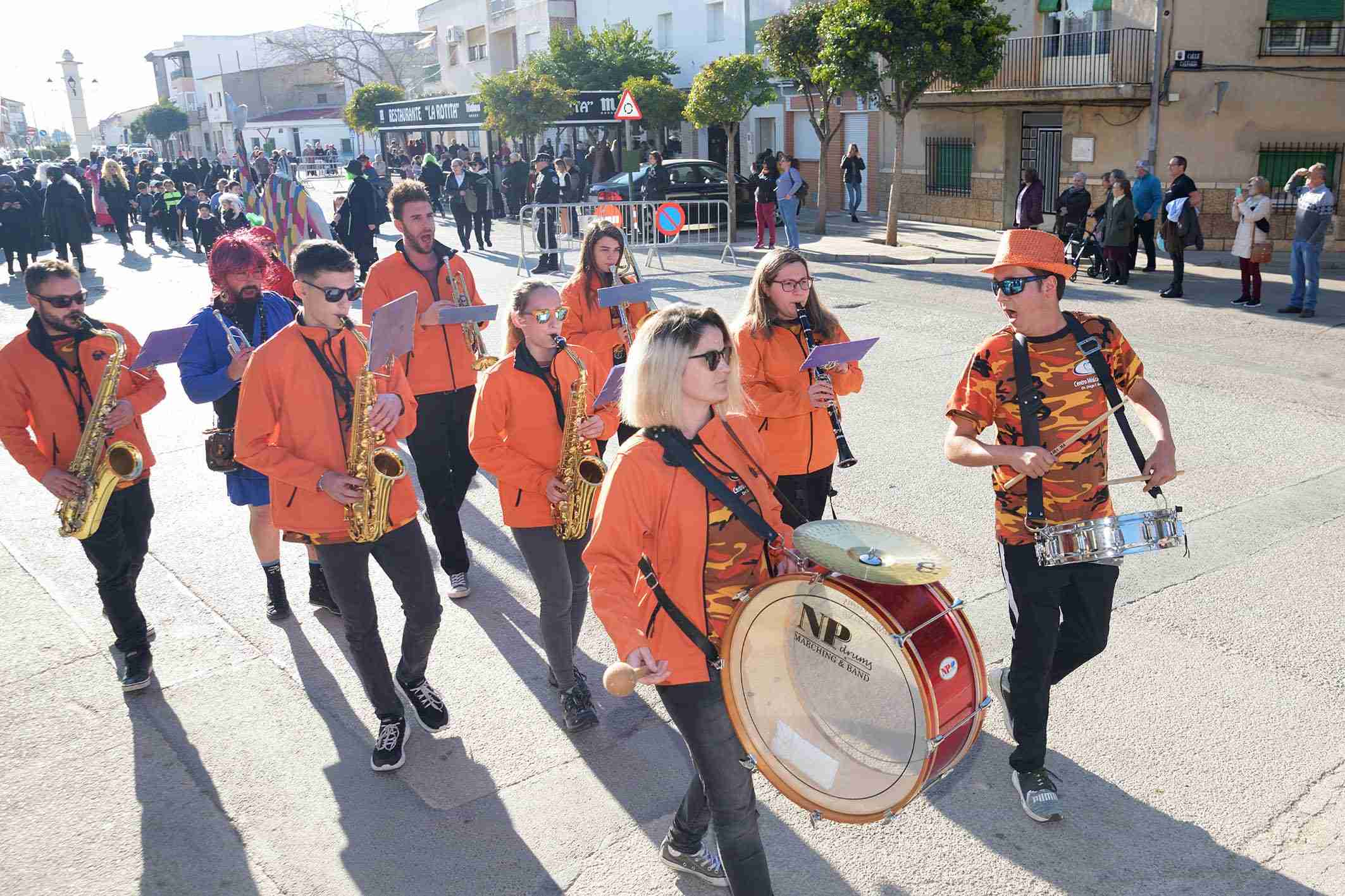 Argamasilla de Alba despide el Carnaval 2020 con el entierro de la sardina 25
