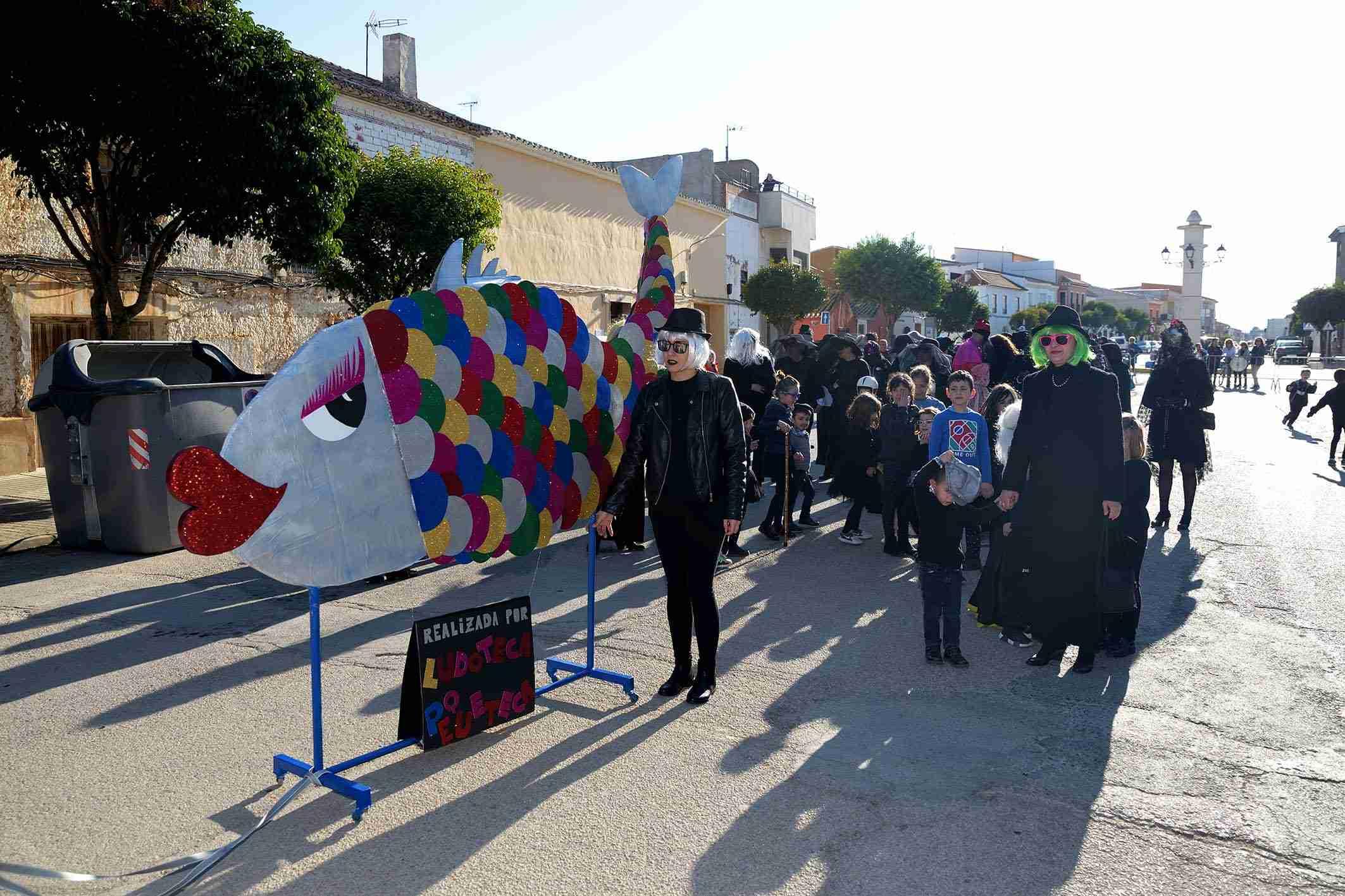 Argamasilla de Alba despide el Carnaval 2020 con el entierro de la sardina 26