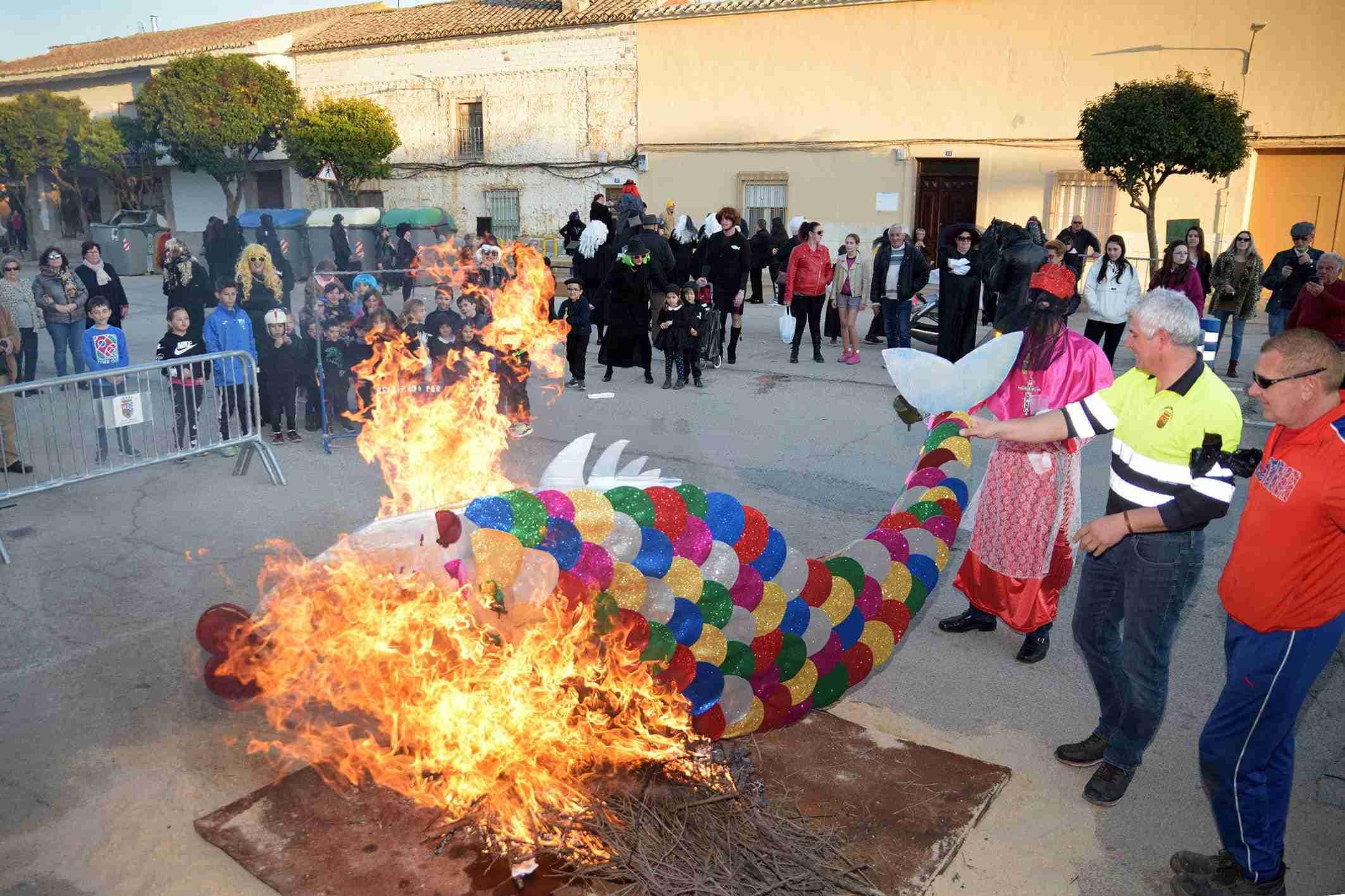Argamasilla de Alba despide el Carnaval 2020 con el entierro de la sardina 27