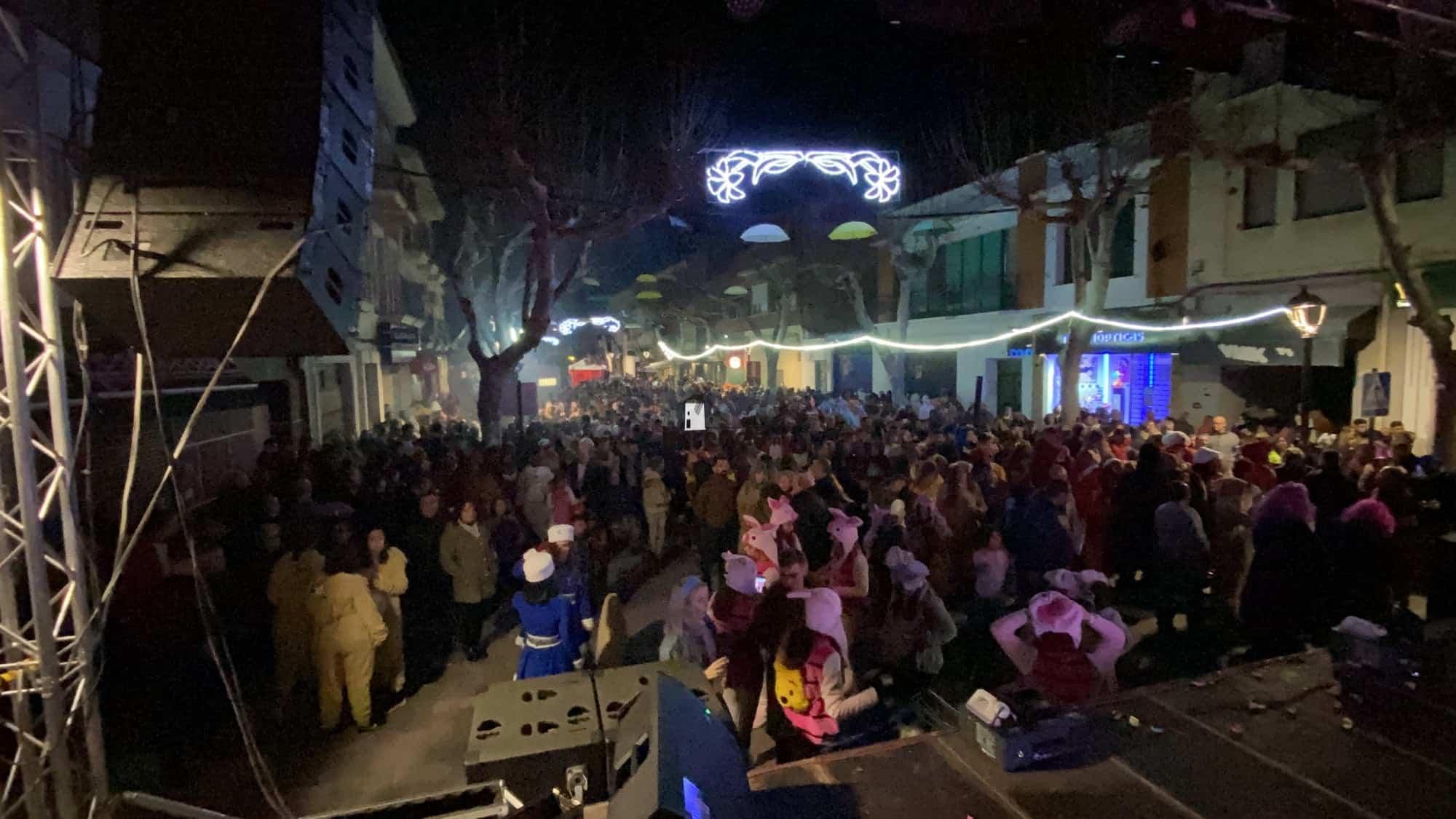 Inaugurado el Carnaval de Herencia 2020 con el Sábado de los Ansiosos 32