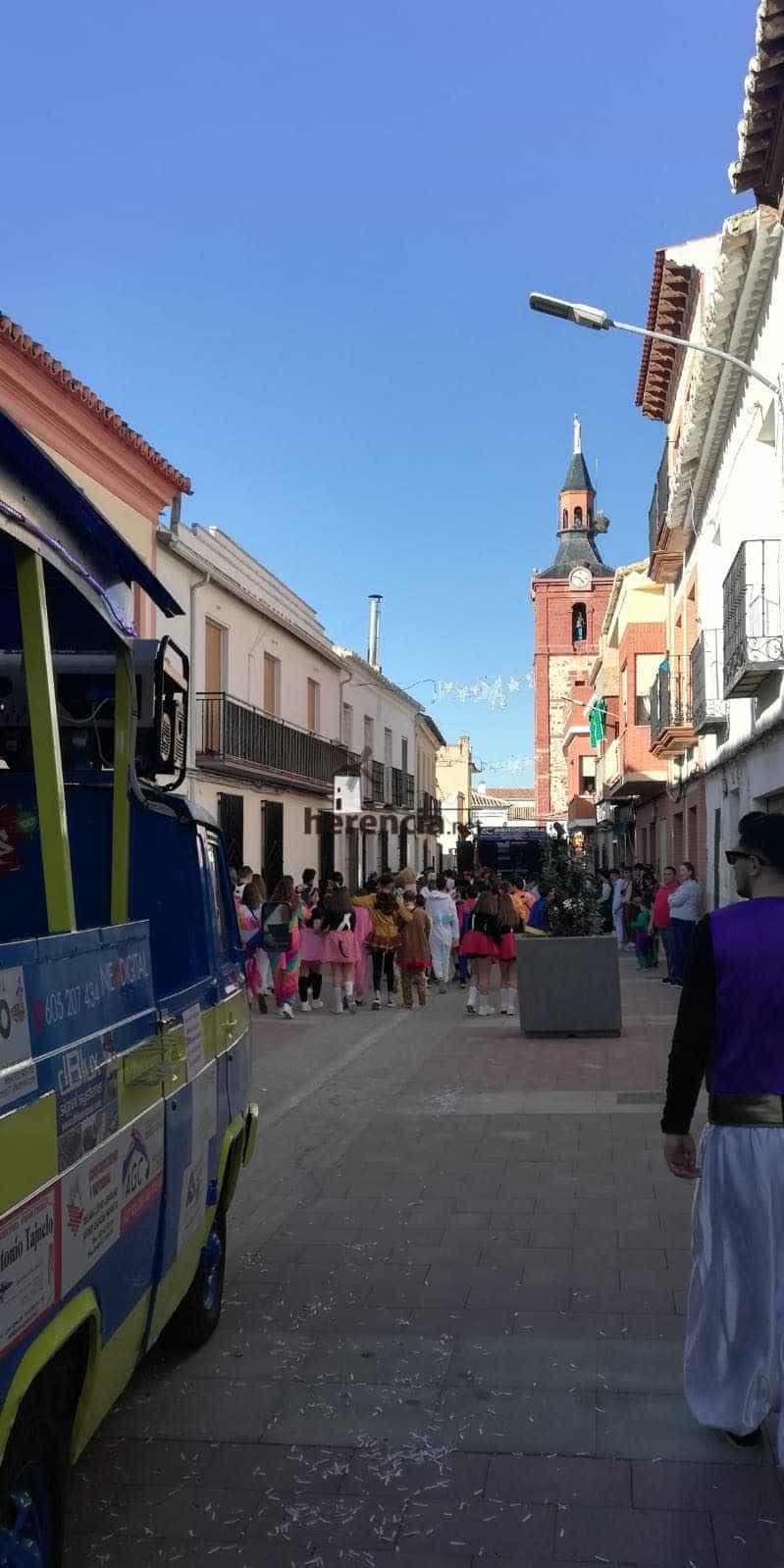 El Domingo de las Deseosas te invita al Carnaval de Herencia 2020 103