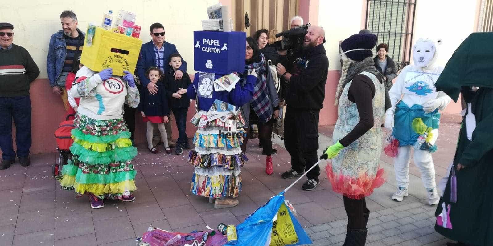 El Domingo de las Deseosas te invita al Carnaval de Herencia 2020 112