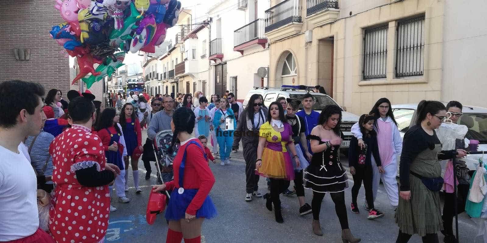 El Domingo de las Deseosas te invita al Carnaval de Herencia 2020 113