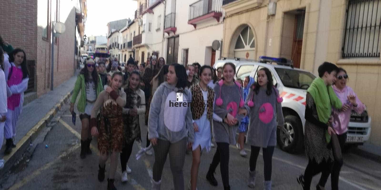 El Domingo de las Deseosas te invita al Carnaval de Herencia 2020 114