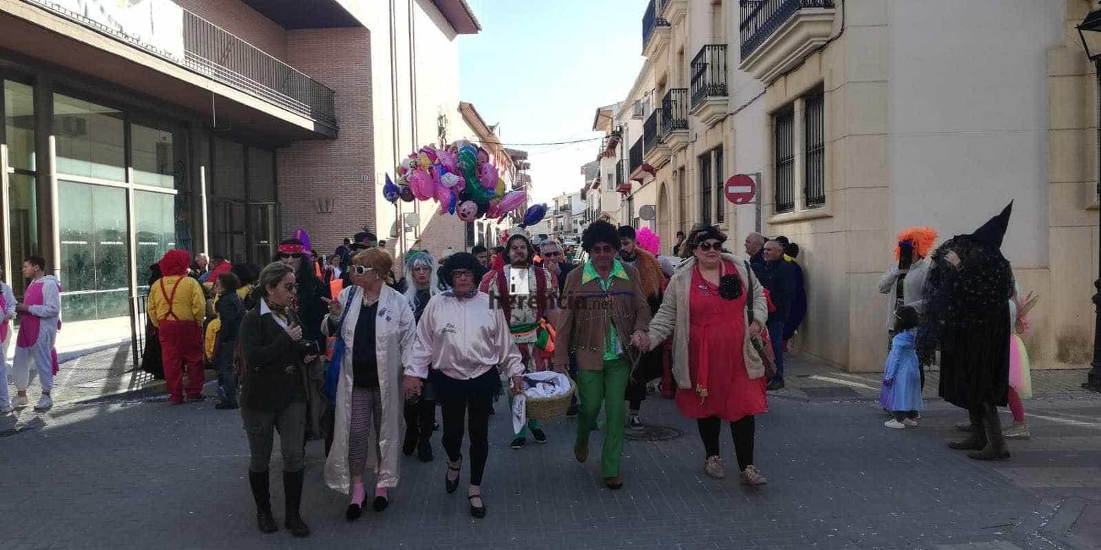 El Domingo de las Deseosas te invita al Carnaval de Herencia 2020 115