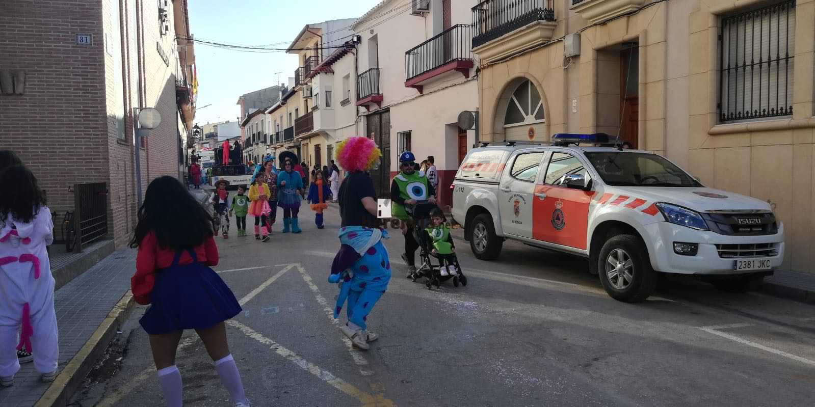 El Domingo de las Deseosas te invita al Carnaval de Herencia 2020 116