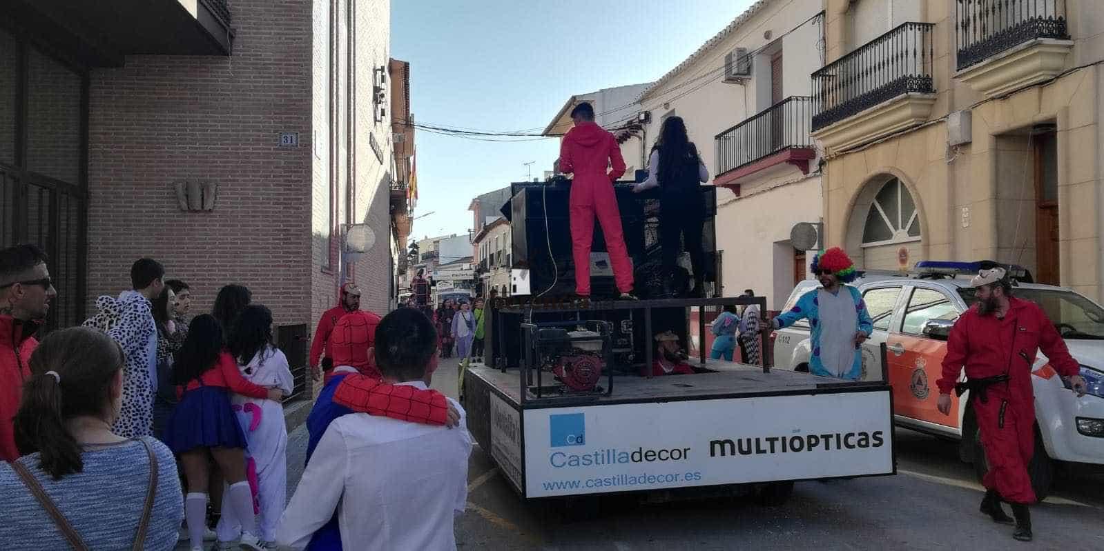 El Domingo de las Deseosas te invita al Carnaval de Herencia 2020 121