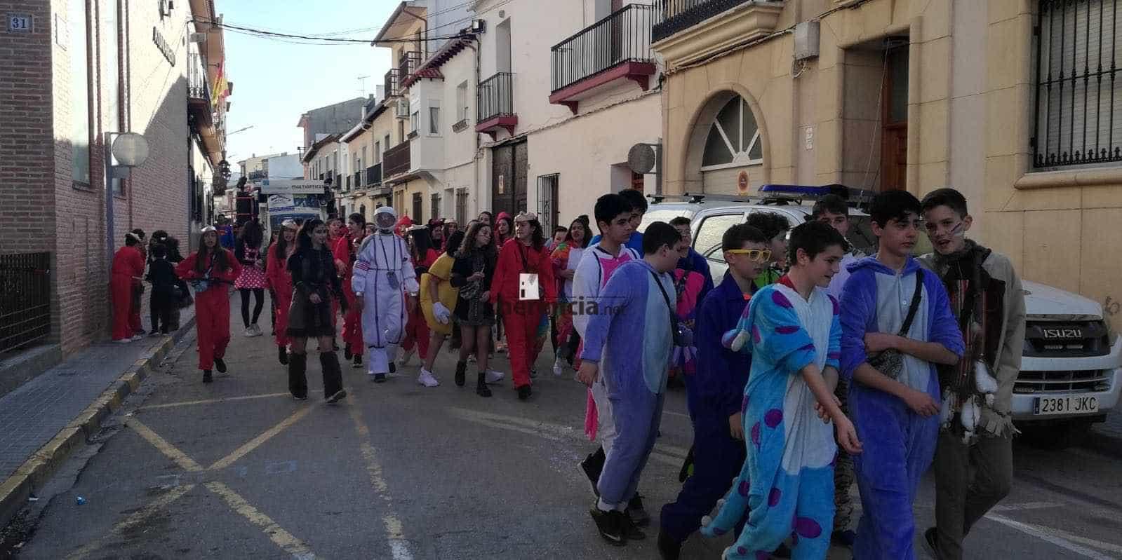 El Domingo de las Deseosas te invita al Carnaval de Herencia 2020 123