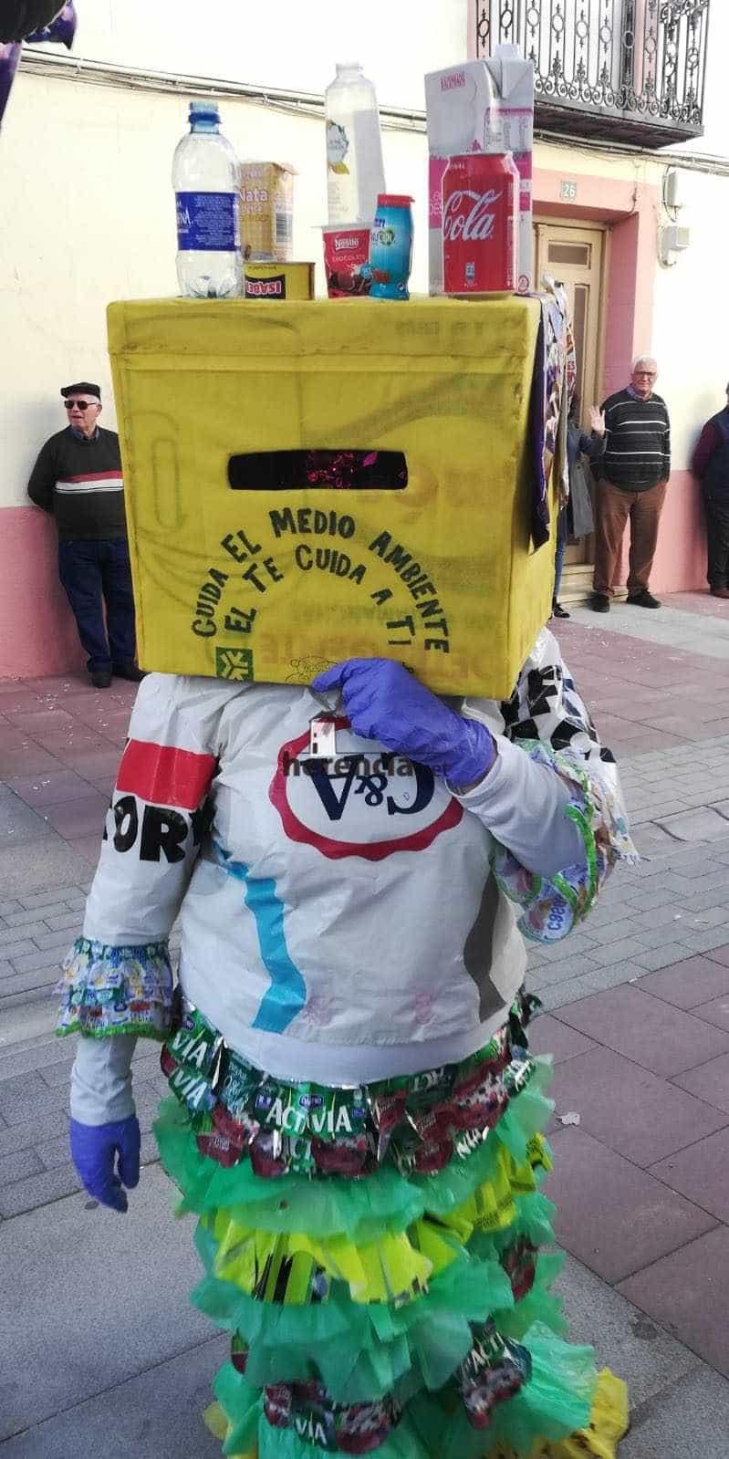 El Domingo de las Deseosas te invita al Carnaval de Herencia 2020 125
