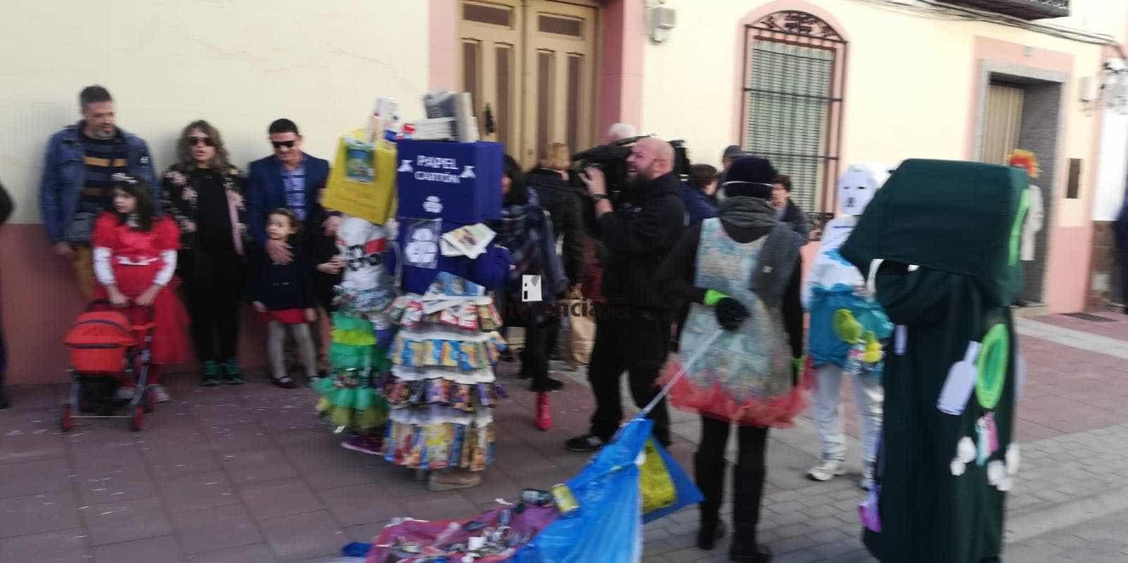 El Domingo de las Deseosas te invita al Carnaval de Herencia 2020 126