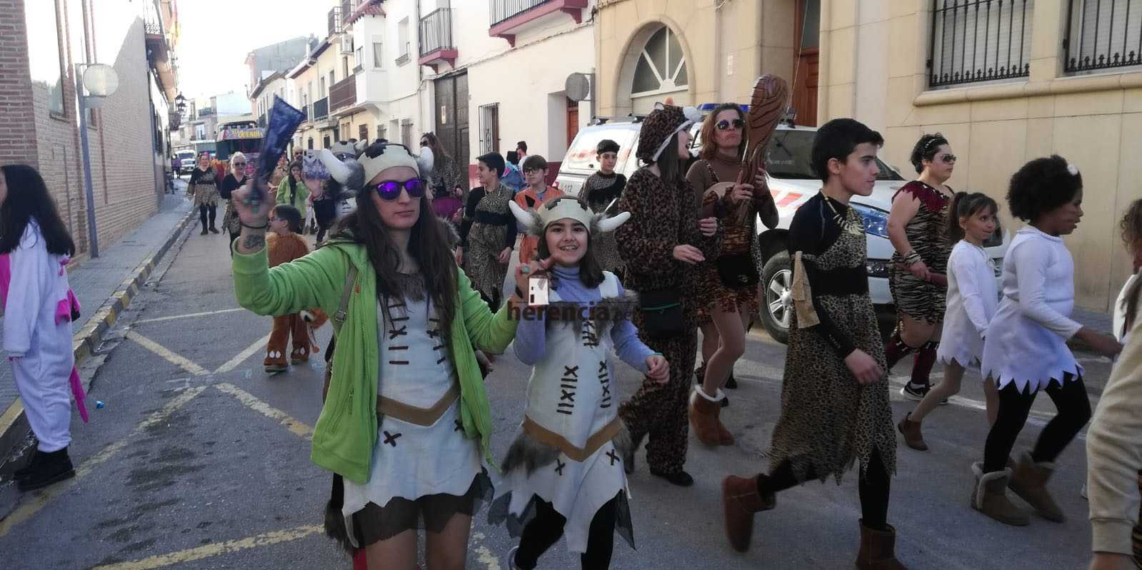 El Domingo de las Deseosas te invita al Carnaval de Herencia 2020 129