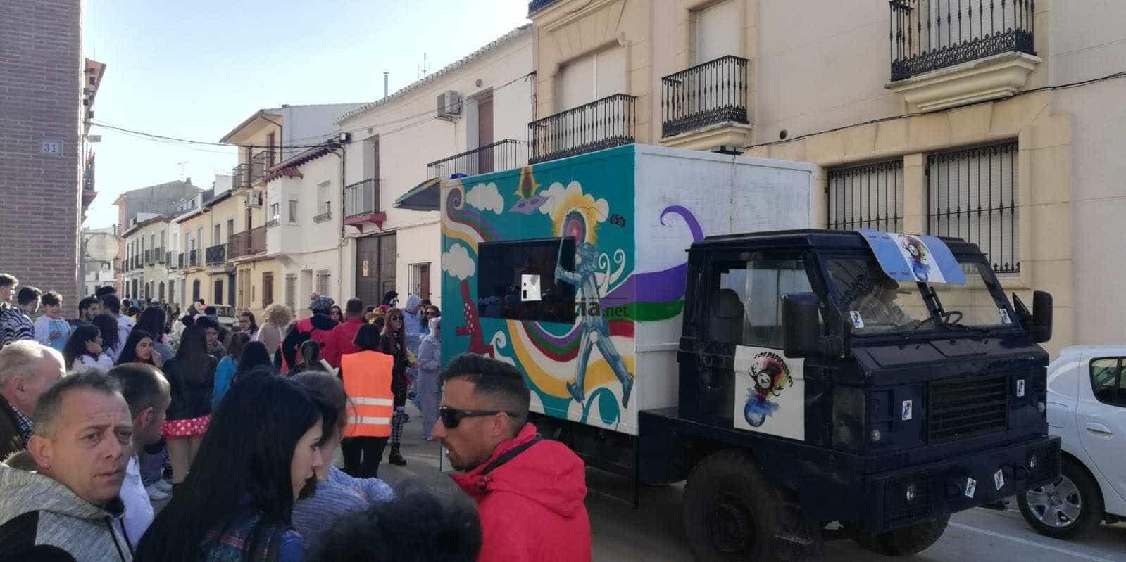 El Domingo de las Deseosas te invita al Carnaval de Herencia 2020 130