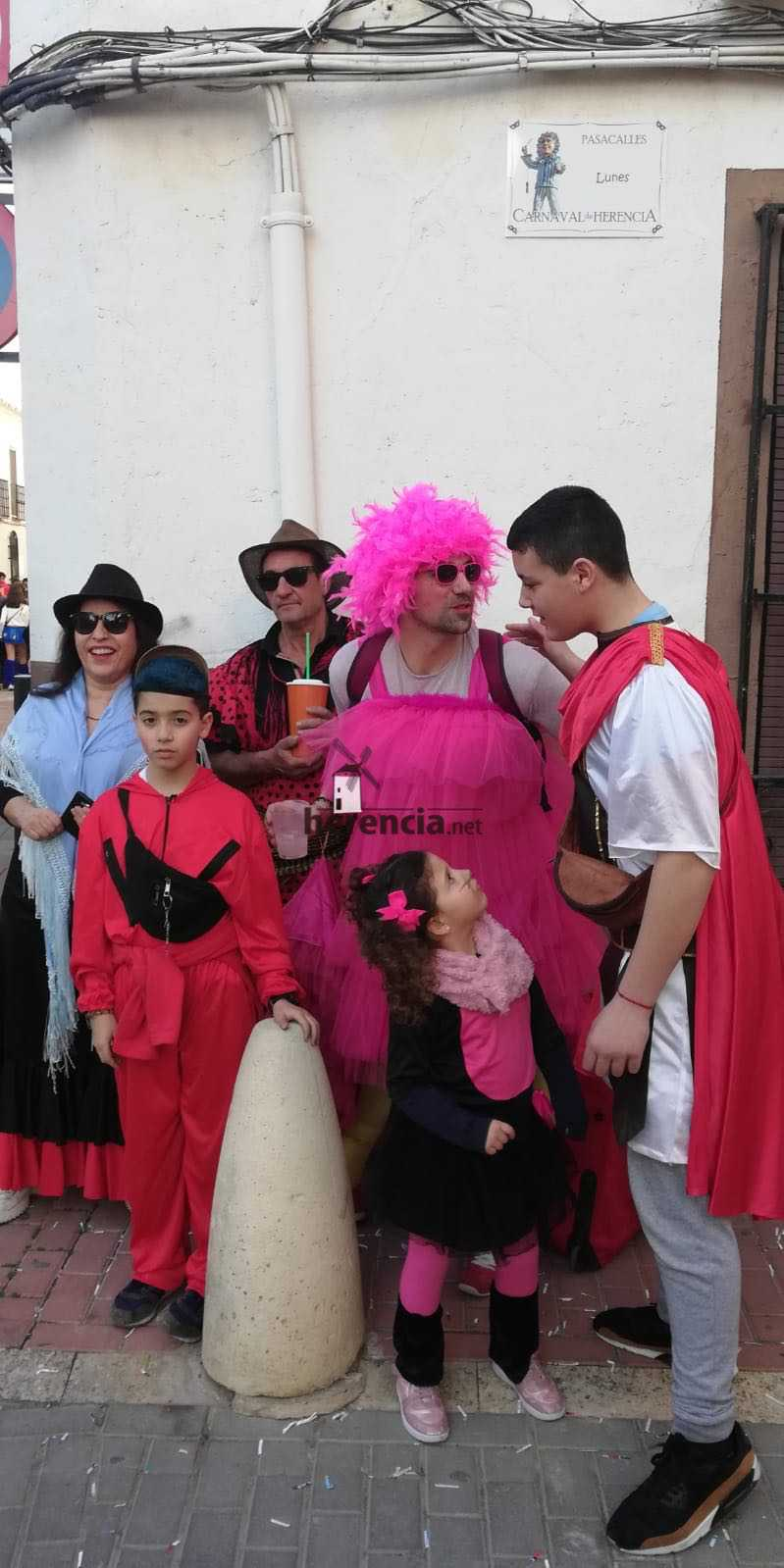 El Domingo de las Deseosas te invita al Carnaval de Herencia 2020 105