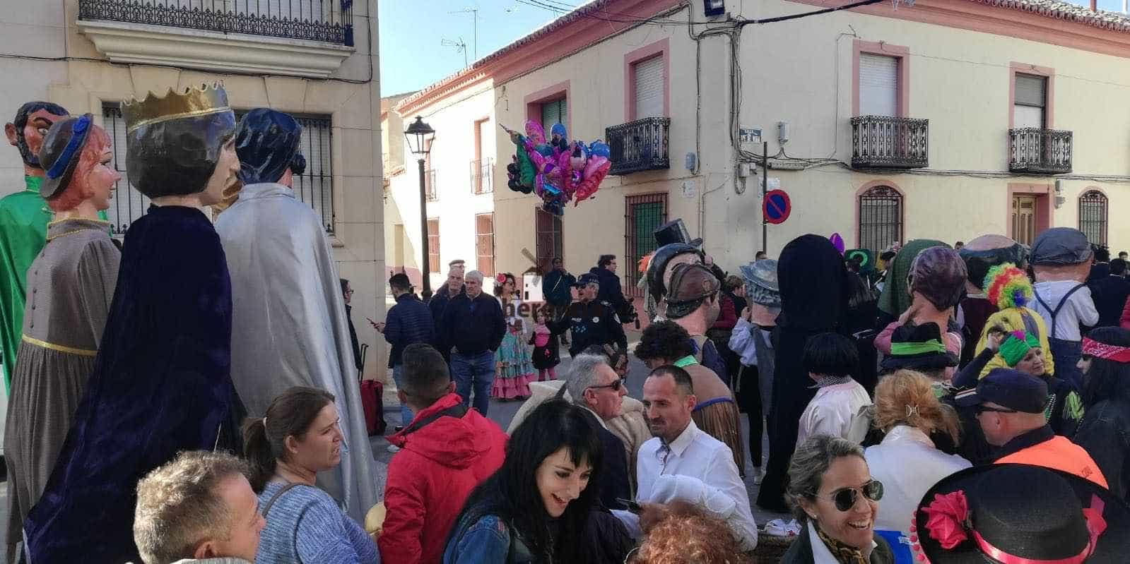 El Domingo de las Deseosas te invita al Carnaval de Herencia 2020 132