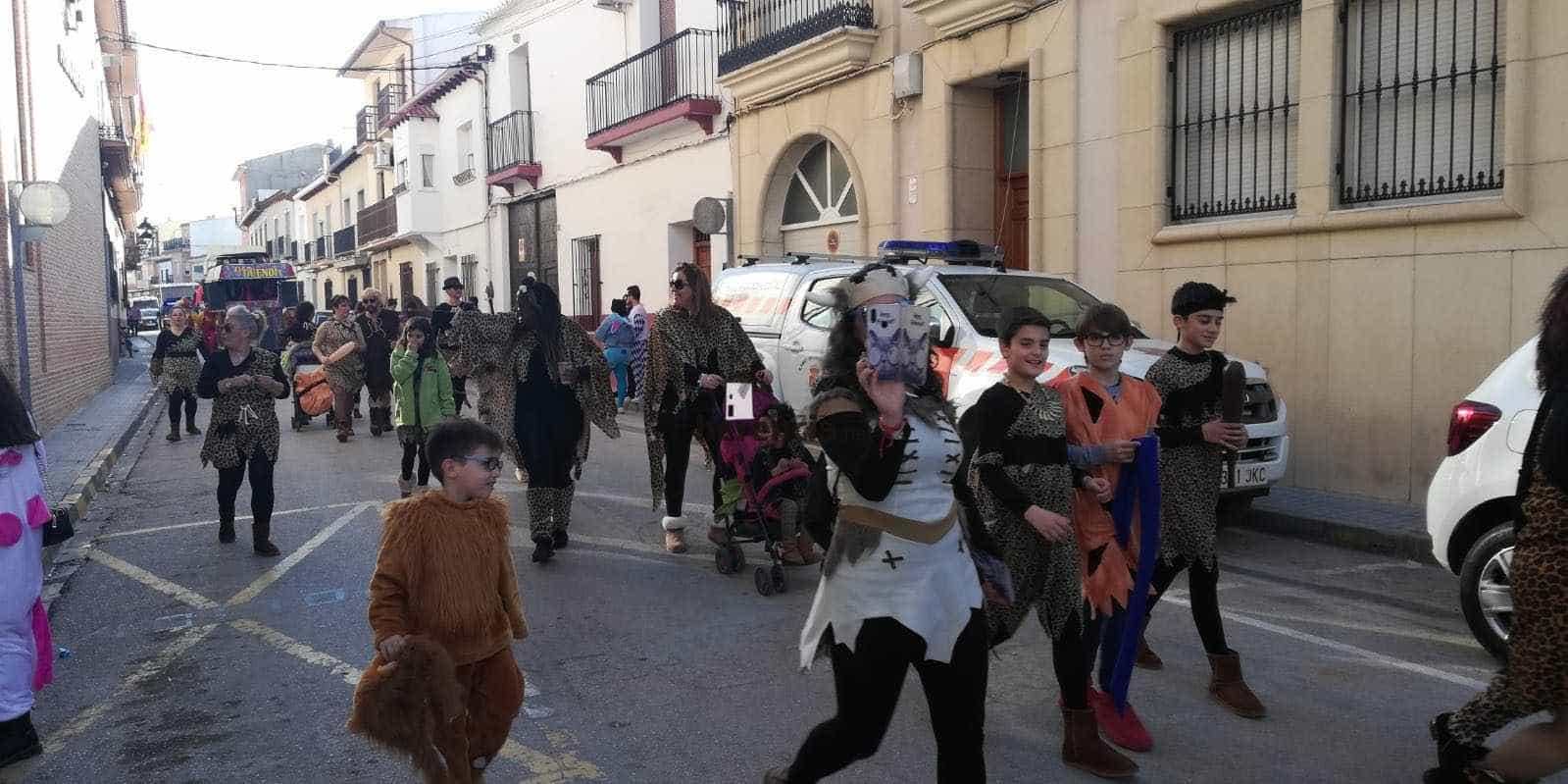 El Domingo de las Deseosas te invita al Carnaval de Herencia 2020 135