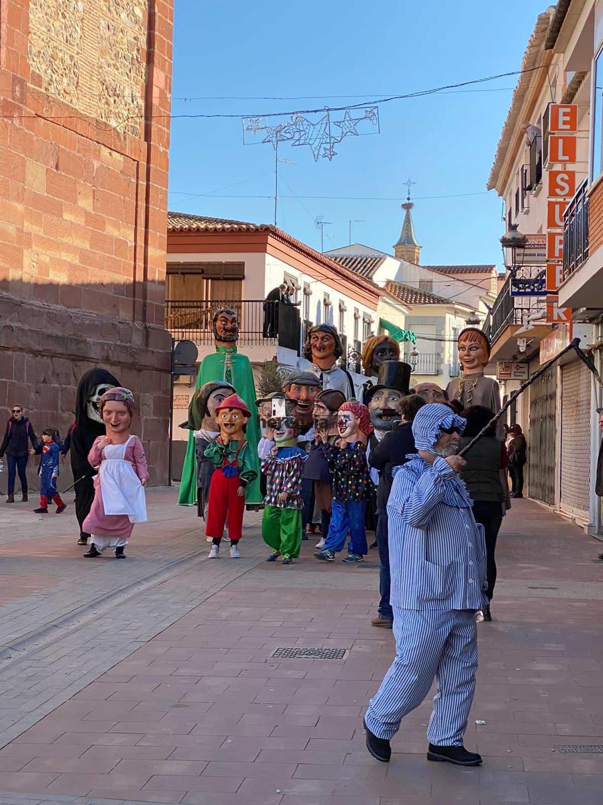 El Domingo de las Deseosas te invita al Carnaval de Herencia 2020 138
