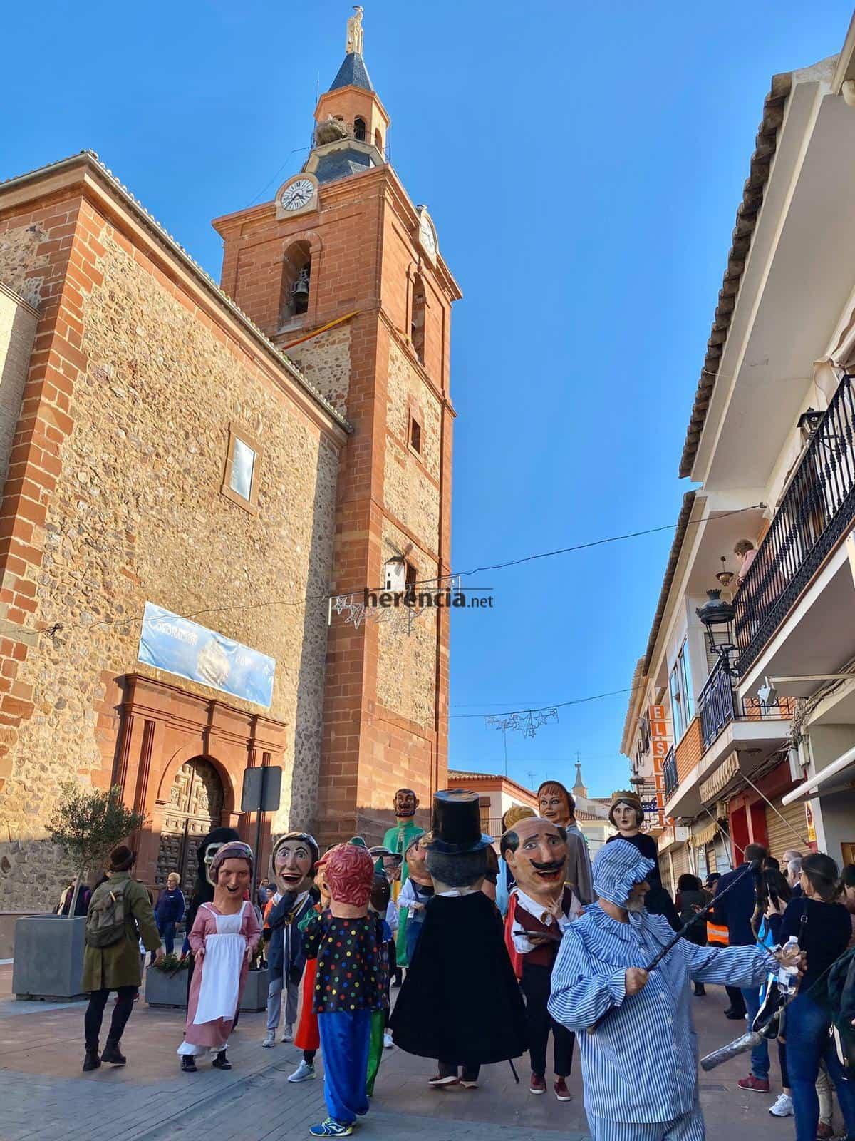 El Domingo de las Deseosas te invita al Carnaval de Herencia 2020 139