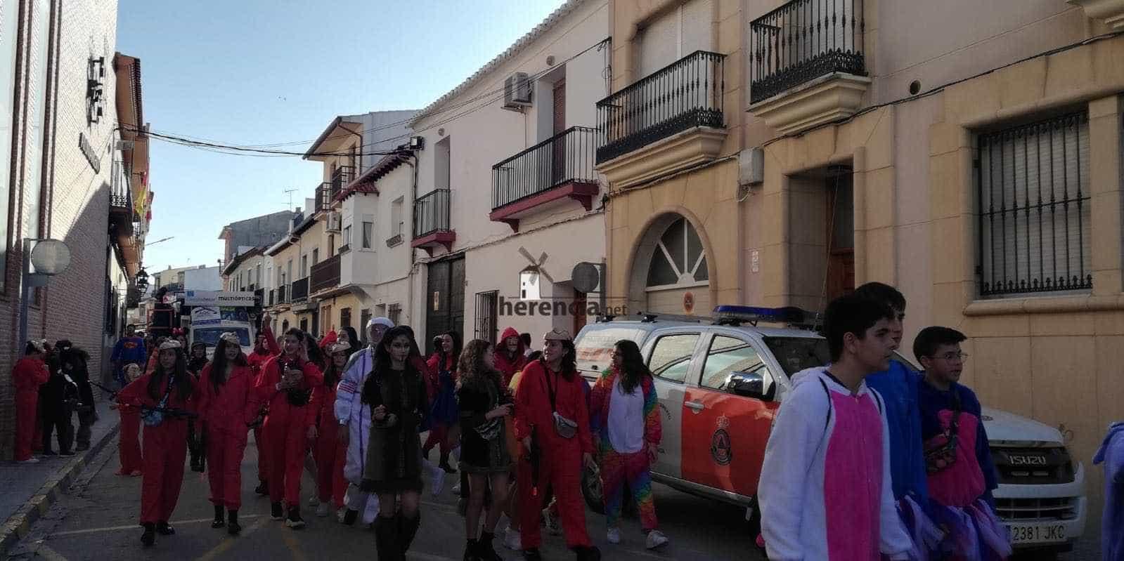 El Domingo de las Deseosas te invita al Carnaval de Herencia 2020 106