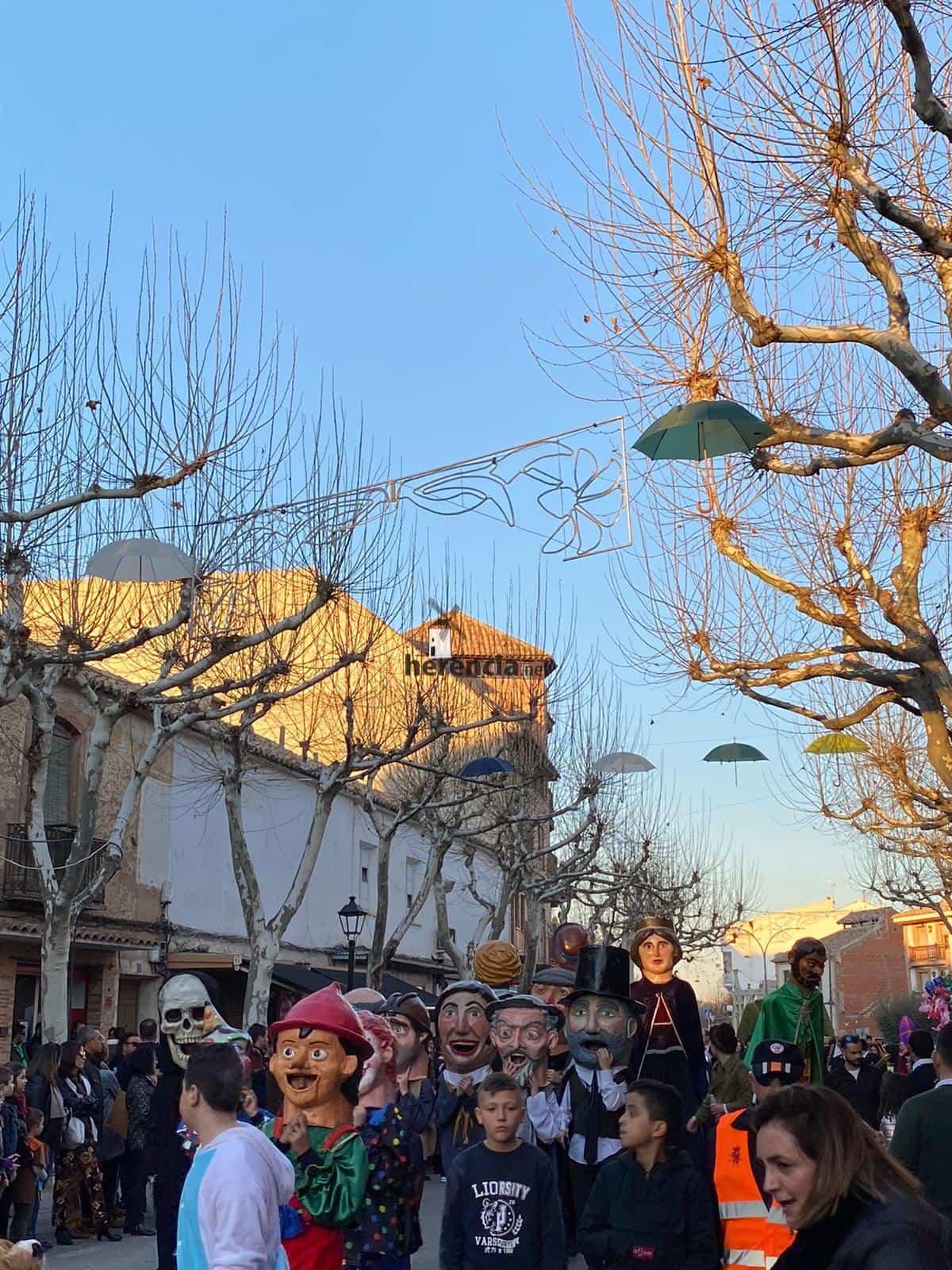 El Domingo de las Deseosas te invita al Carnaval de Herencia 2020 143