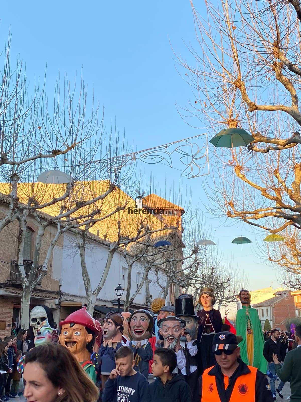 El Domingo de las Deseosas te invita al Carnaval de Herencia 2020 144