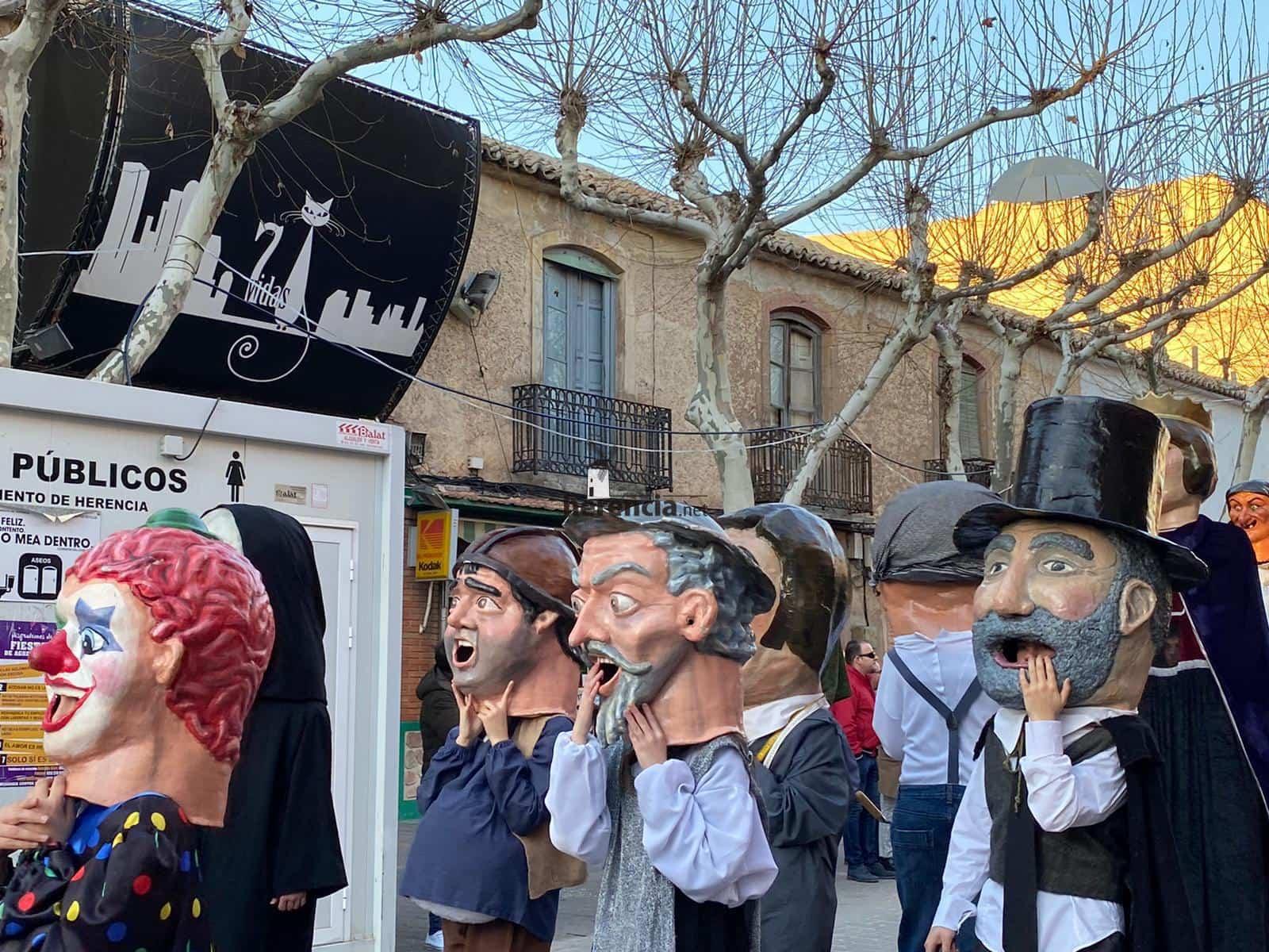 El Domingo de las Deseosas te invita al Carnaval de Herencia 2020 145
