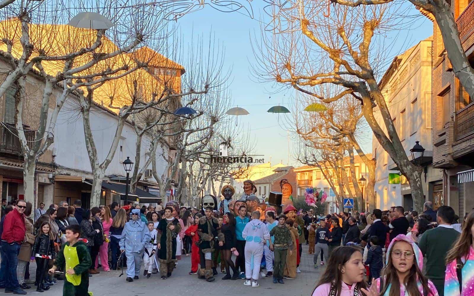 El Domingo de las Deseosas te invita al Carnaval de Herencia 2020 146