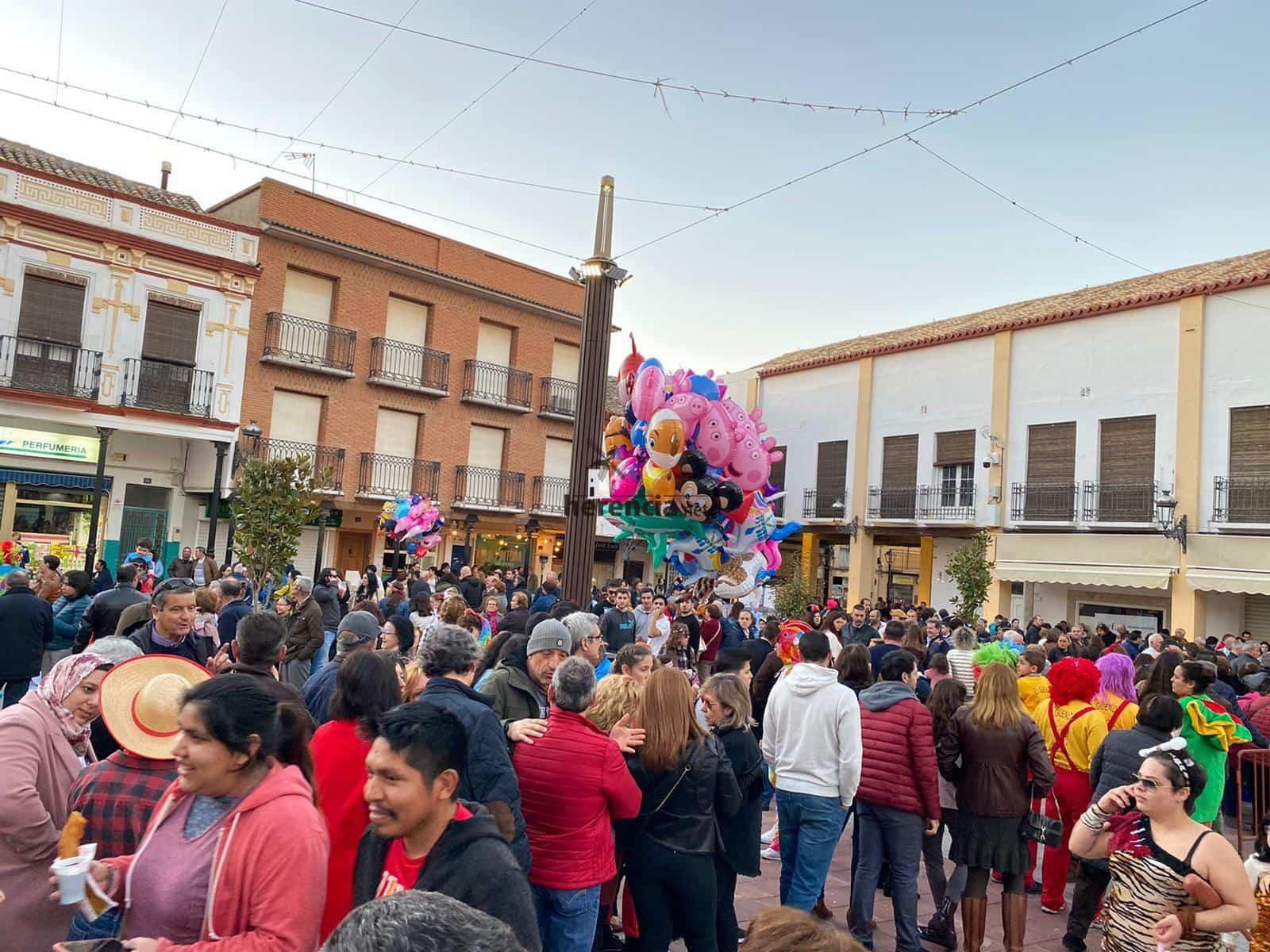 El Domingo de las Deseosas te invita al Carnaval de Herencia 2020 147