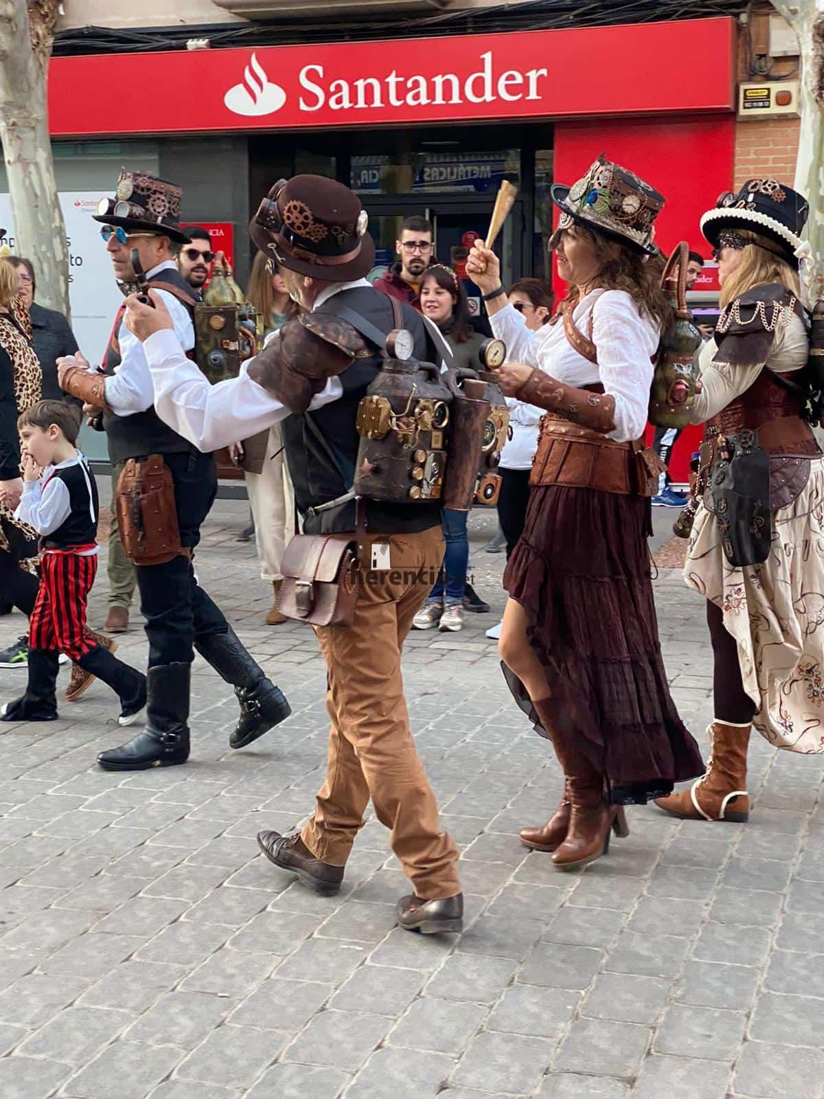 El Domingo de las Deseosas te invita al Carnaval de Herencia 2020 148