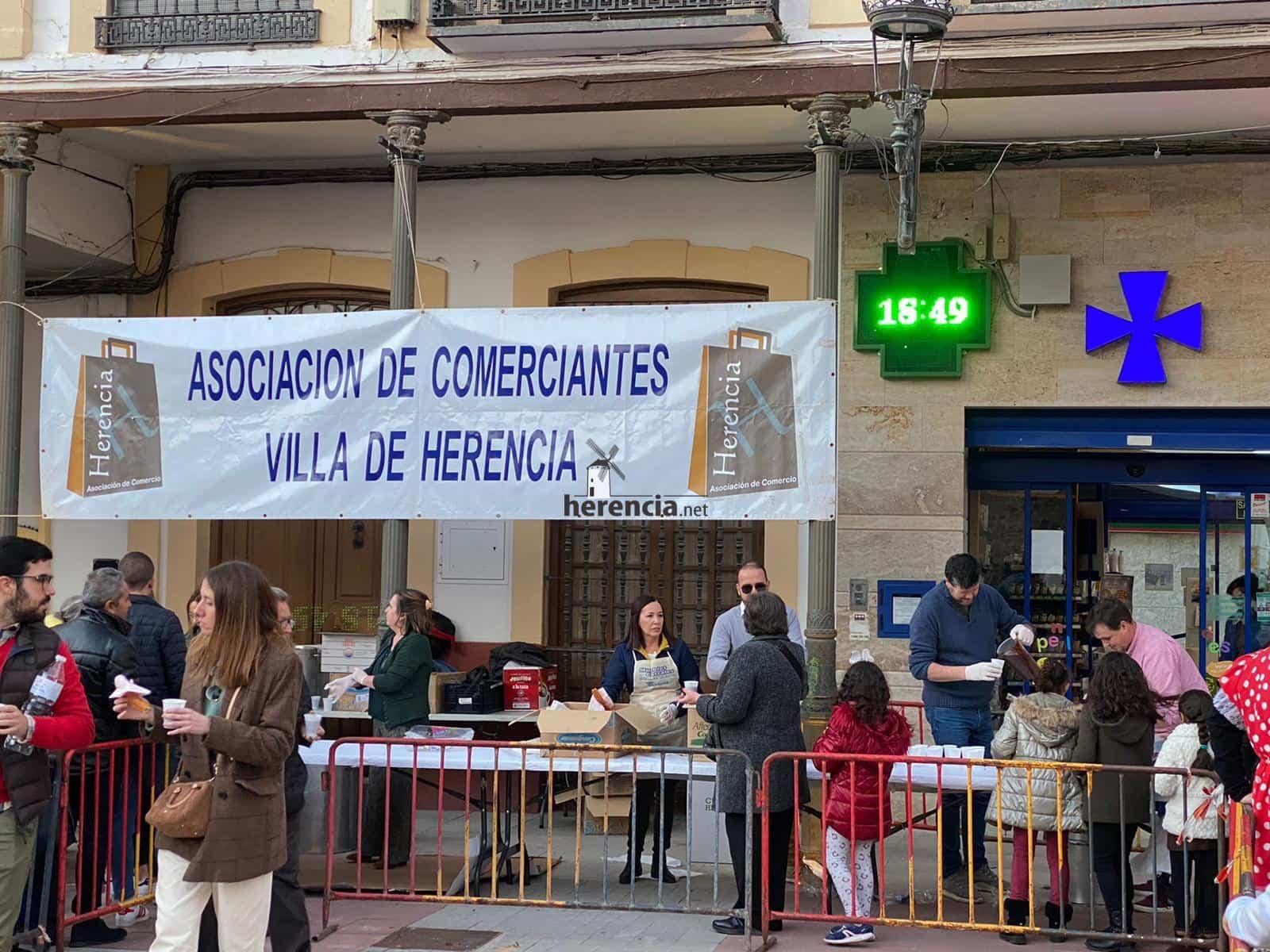 El Domingo de las Deseosas te invita al Carnaval de Herencia 2020 149