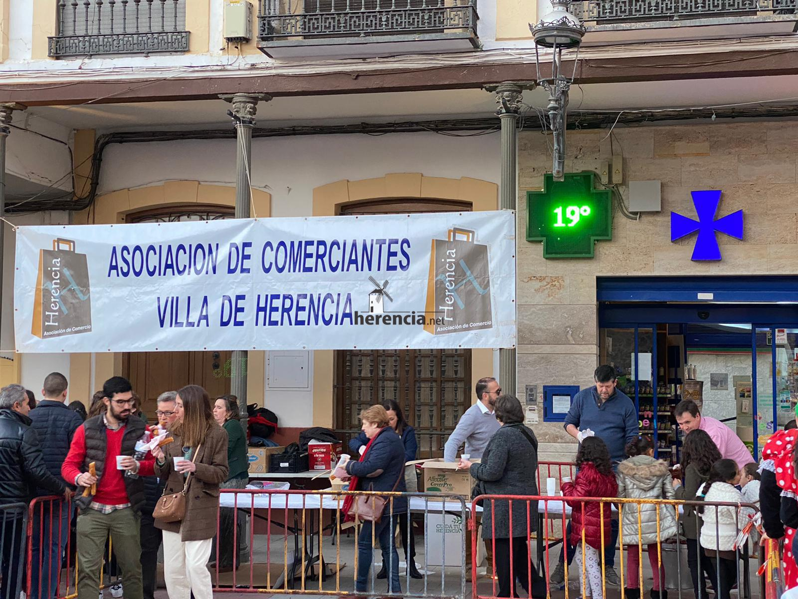 El Domingo de las Deseosas te invita al Carnaval de Herencia 2020 150