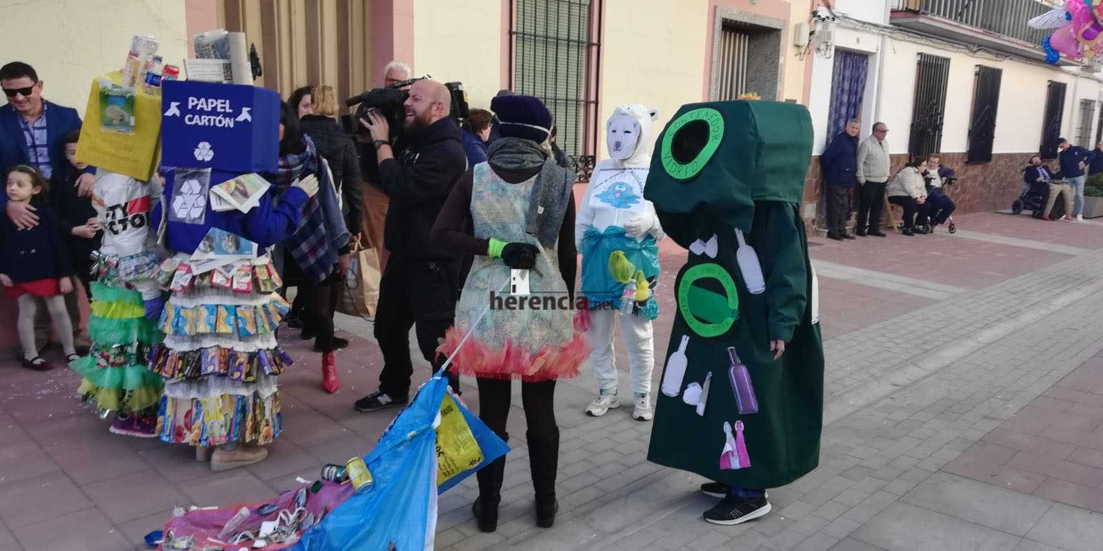 El Domingo de las Deseosas te invita al Carnaval de Herencia 2020 107