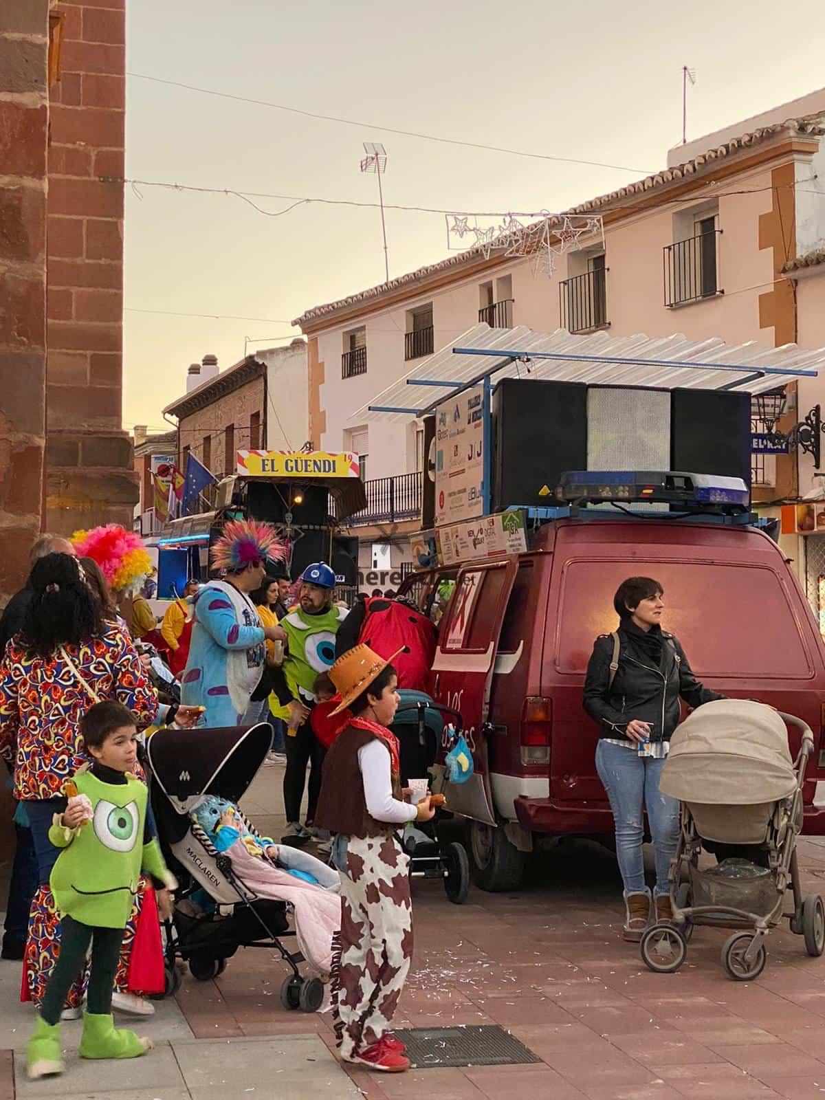 El Domingo de las Deseosas te invita al Carnaval de Herencia 2020 153