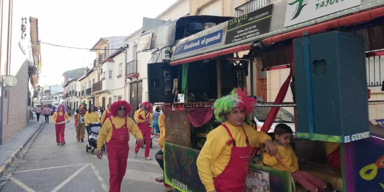 El Domingo de las Deseosas te invita al Carnaval de Herencia 2020 108
