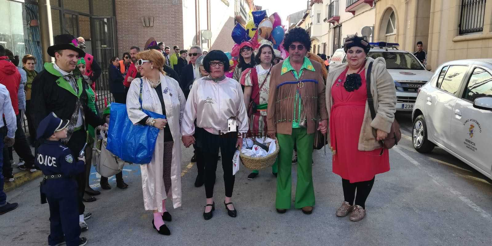 El Domingo de las Deseosas te invita al Carnaval de Herencia 2020 110