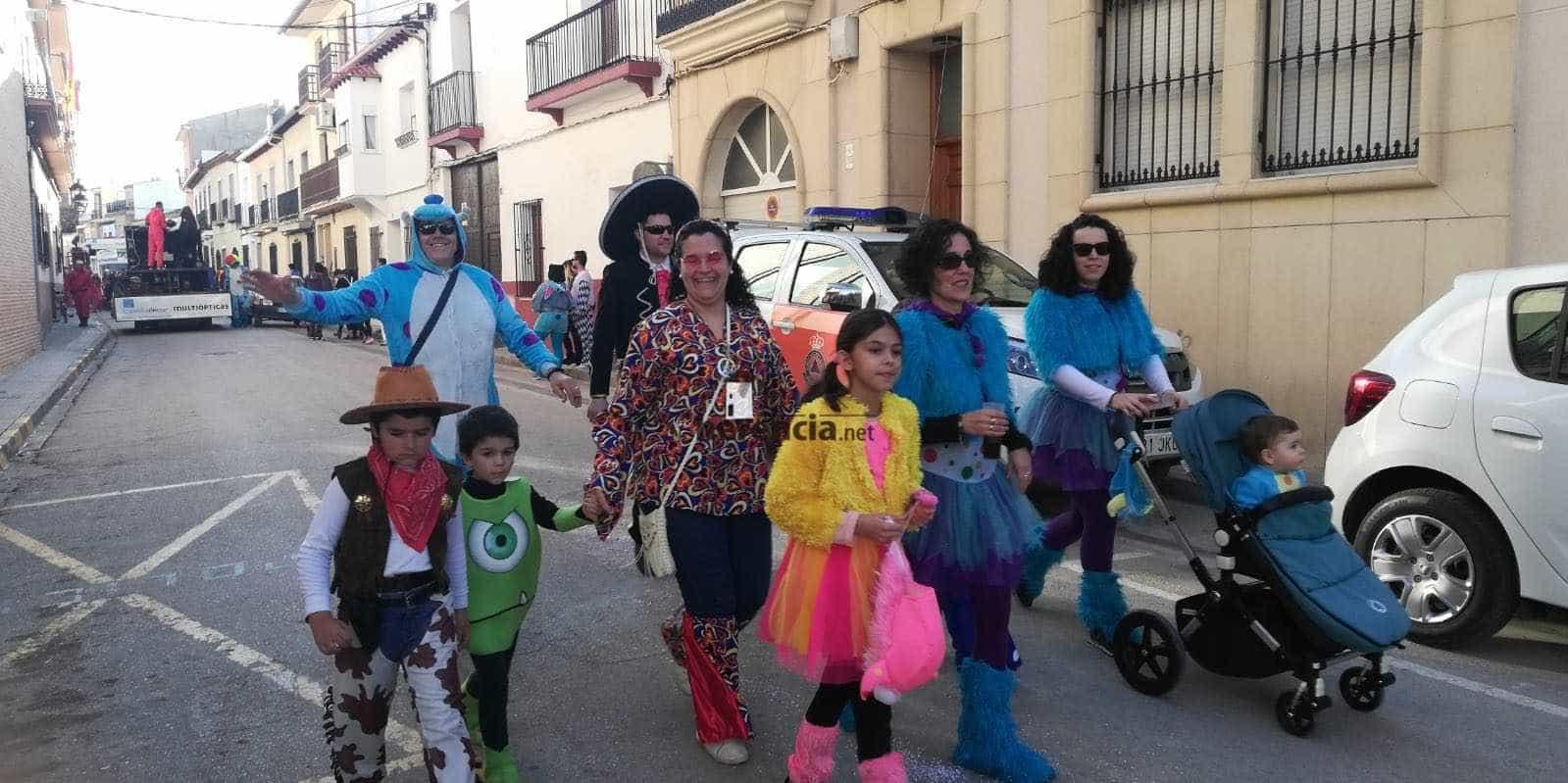 El Domingo de las Deseosas te invita al Carnaval de Herencia 2020 111