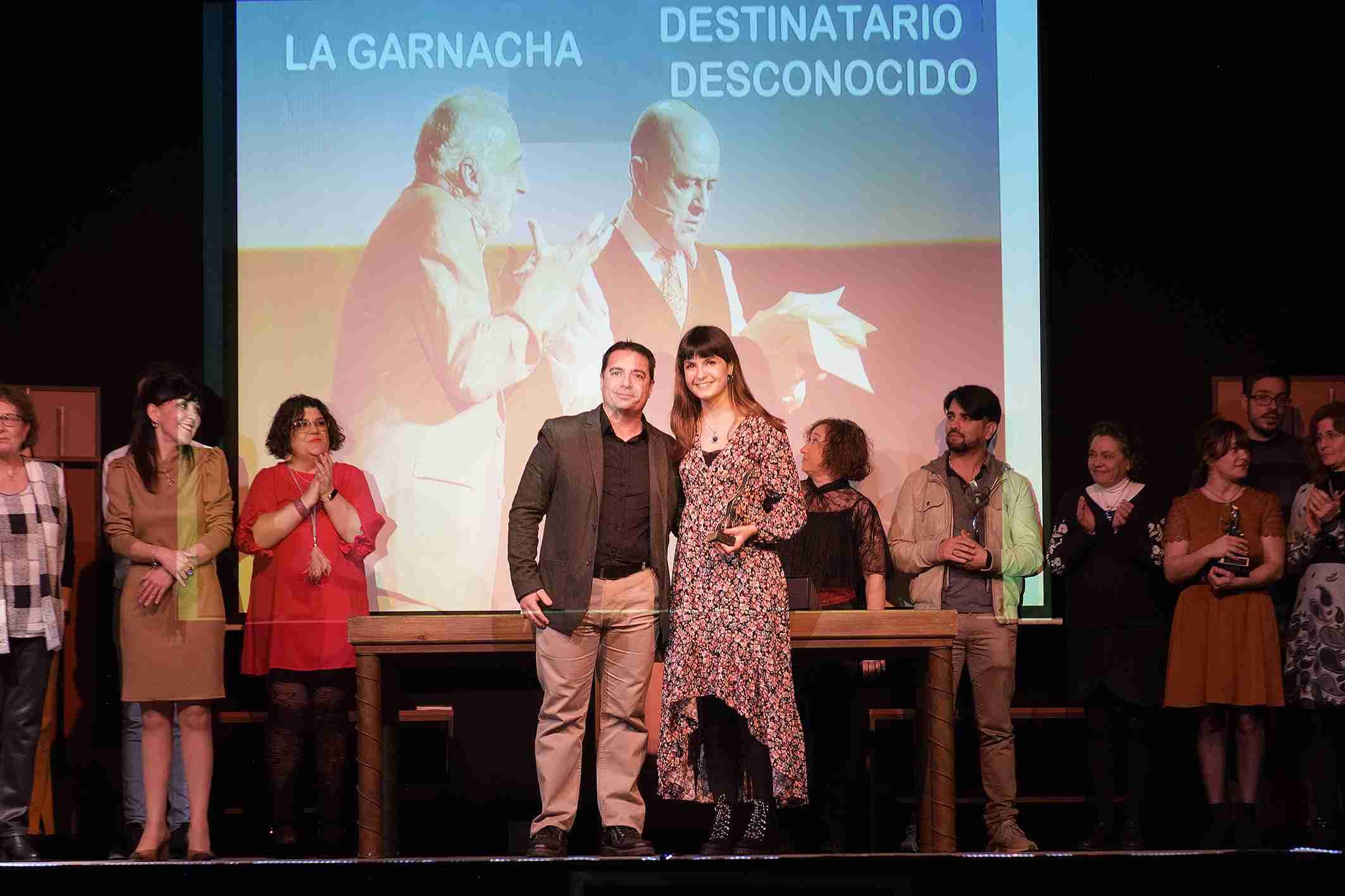 """Teatro en Construcción con 'Huanita' gana el XIV Certamen Nacional de Teatro Aficionado """"Viaje al Parnaso"""" 7"""