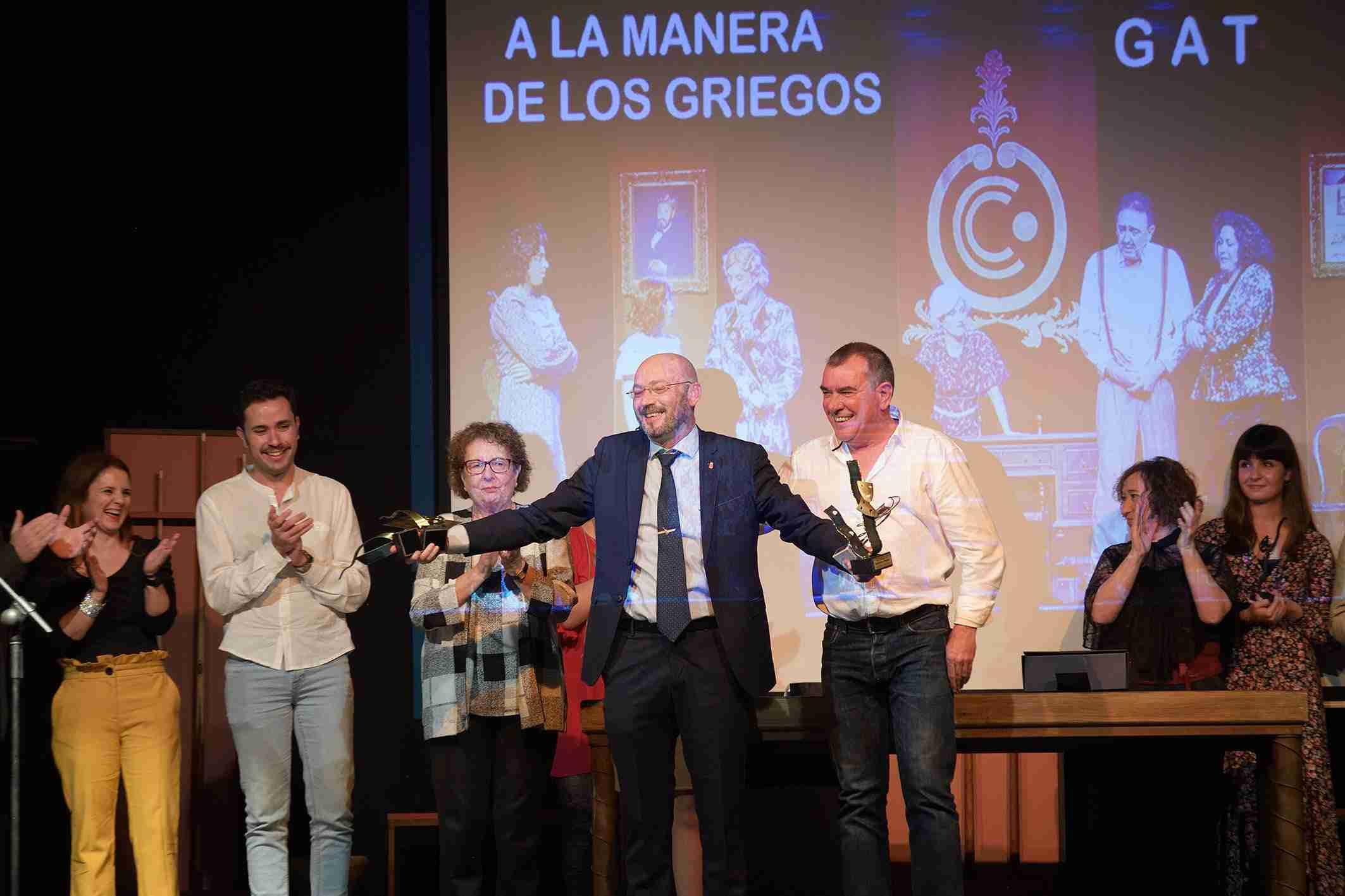 """Teatro en Construcción con 'Huanita' gana el XIV Certamen Nacional de Teatro Aficionado """"Viaje al Parnaso"""" 9"""