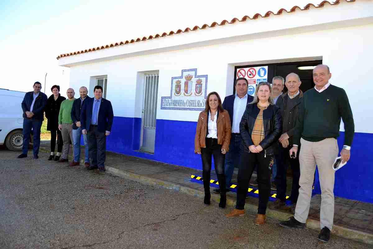 Notables mejoras en la potabilizadora de Castellar de Santiago y Torrenueva 11
