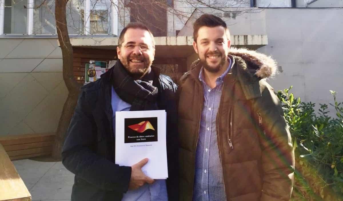 Miembros de la Unidad Amiga dependiente de la GAI de Guadalajara se forman en el manejo de STATA
