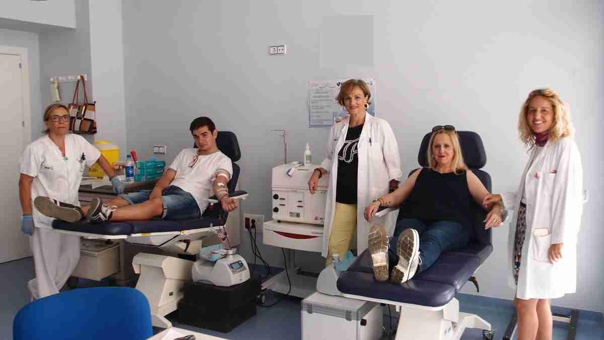 aumentan donaciones de sangre en clm durante 2019