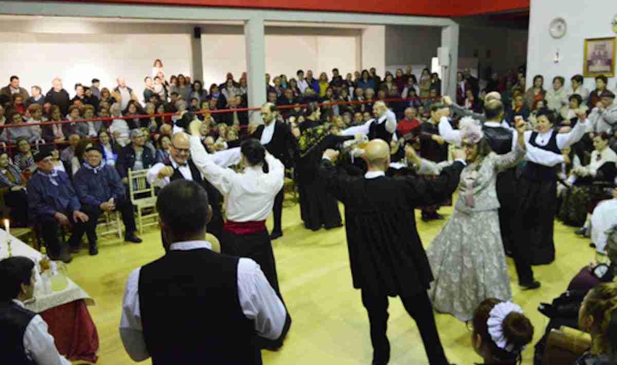 El Baile de Ánimas en Daimiel girará en torno a 'La extraña visita' 3