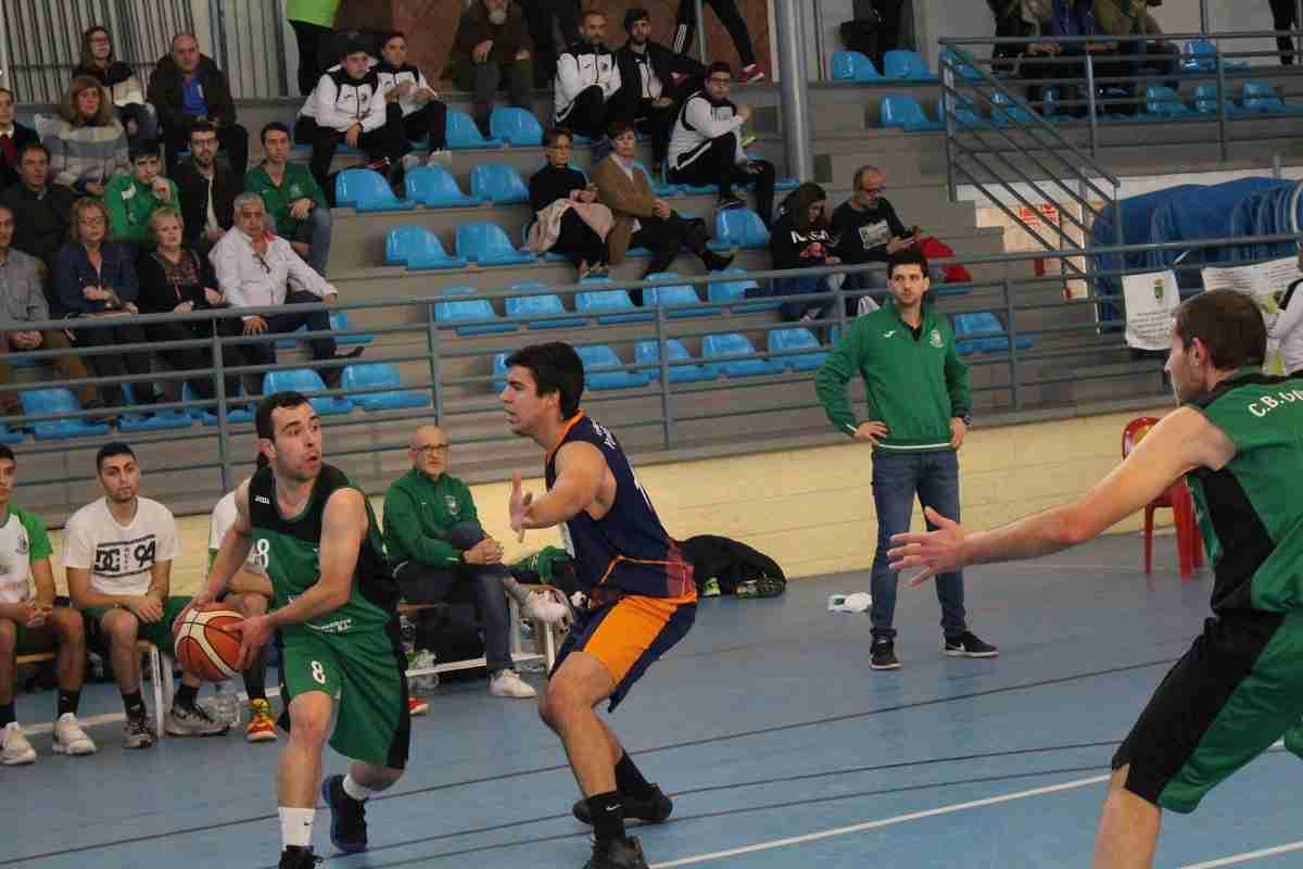 Crónica Baloncesto Criptana fin de semana 15 y 16 de febrero 9