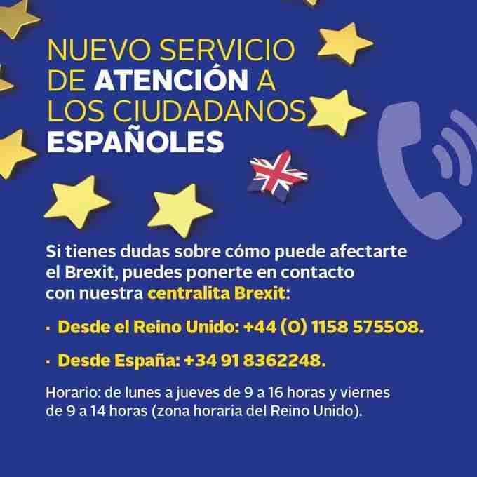 """Asistencia a los ciudadanos españoles con el """"EU Settlement Scheme"""" por el Brexit 3"""