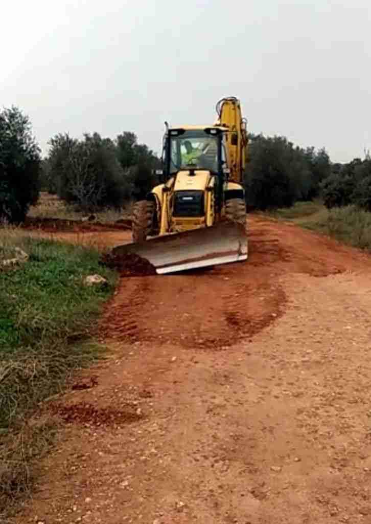 El Ayuntamiento de Villarrubia de los Ojos arregló más de 23 kilómetros de caminos en otoño e invierno 3