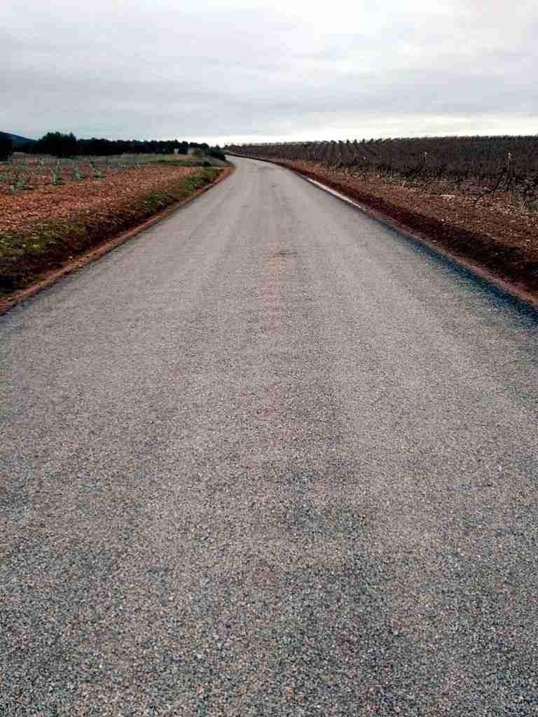 El Ayuntamiento de Villarrubia de los Ojos arregló más de 23 kilómetros de caminos en otoño e invierno 2
