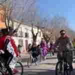 """Solidaridad, deporte y tradición """"pedalean"""" en el V Carnabike 4"""